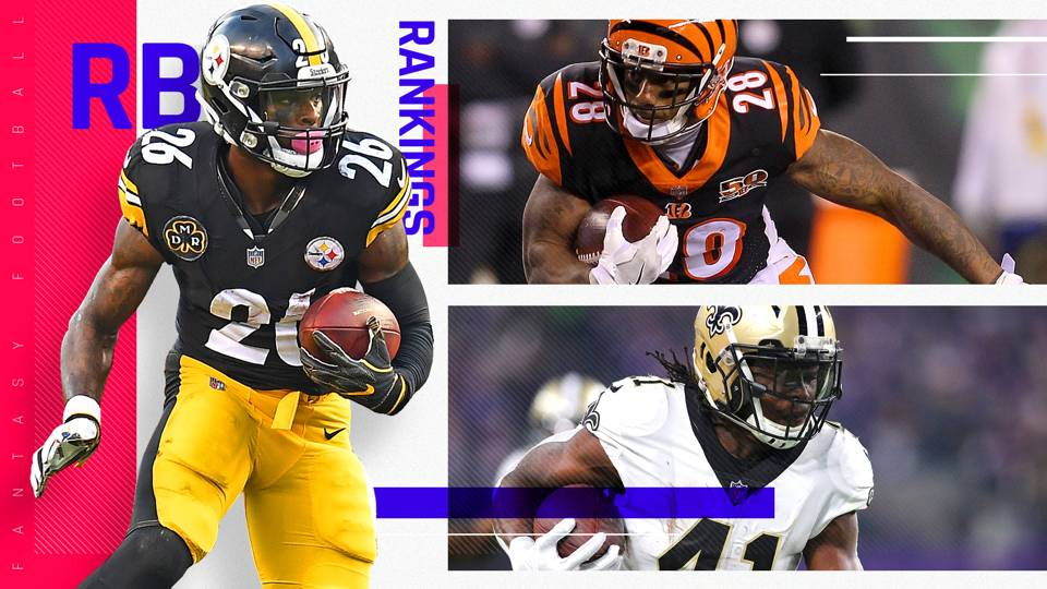 da82a15bb56 2018 Fantasy Football Rankings  Running back