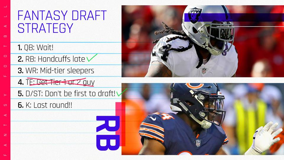 2018 Fantasy Football Rankings Tiers Running Back Draft Strategy