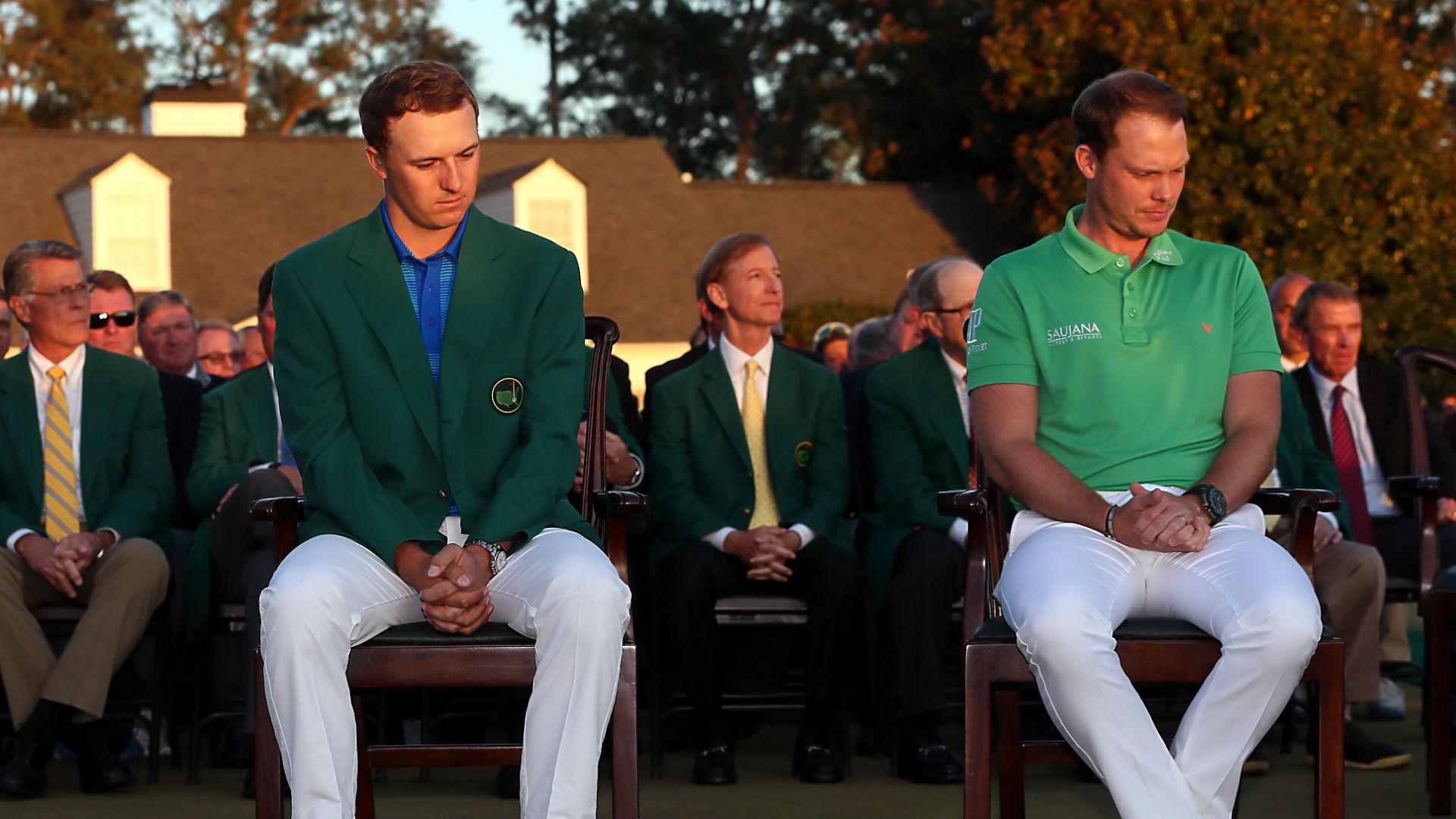For Jordan Spieth Hell Is Masters Green Jacket Tv