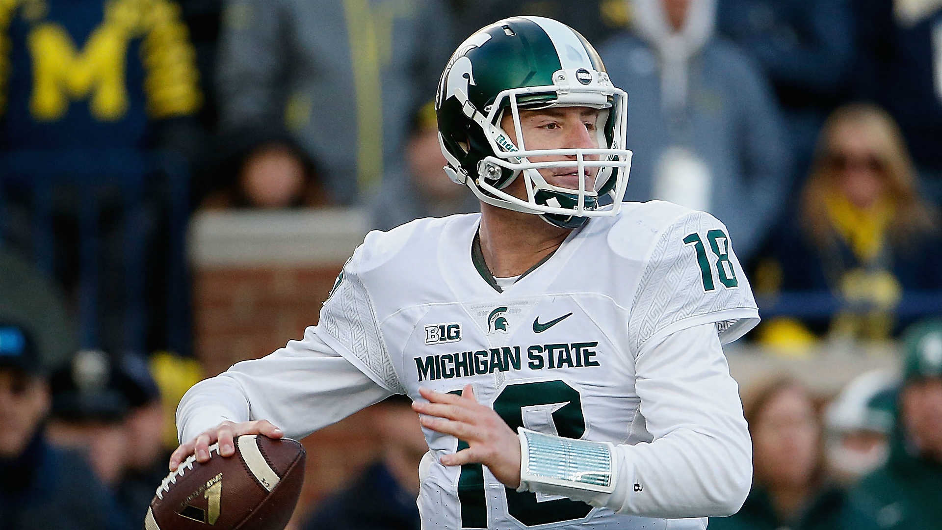 Penn State at Michigan State betting line and pick — Sparty boasting double digits