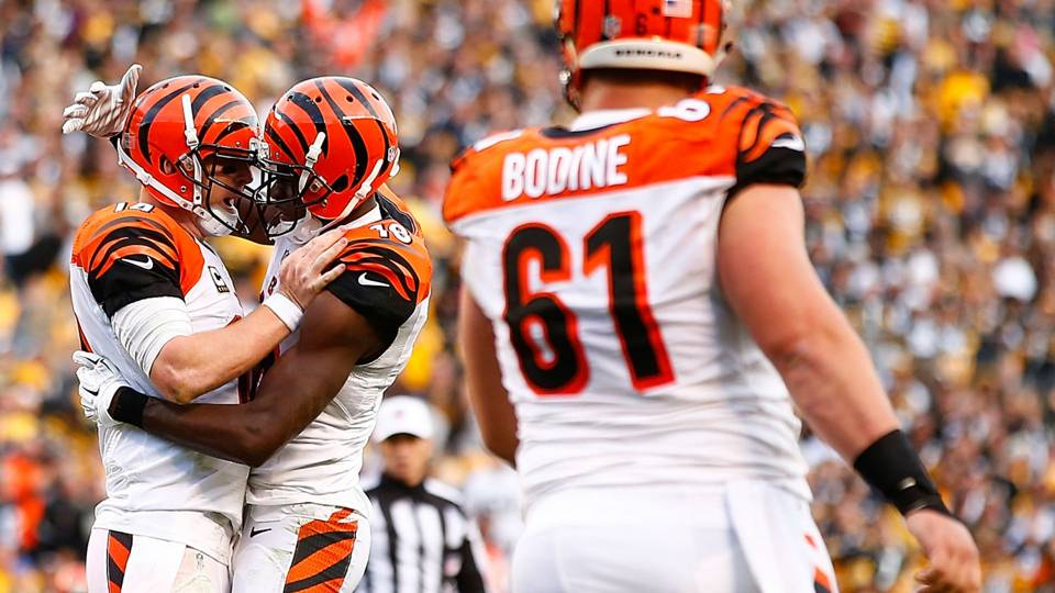 Hmm, Andy Dalton And The Bengals Actually Might Be Very
