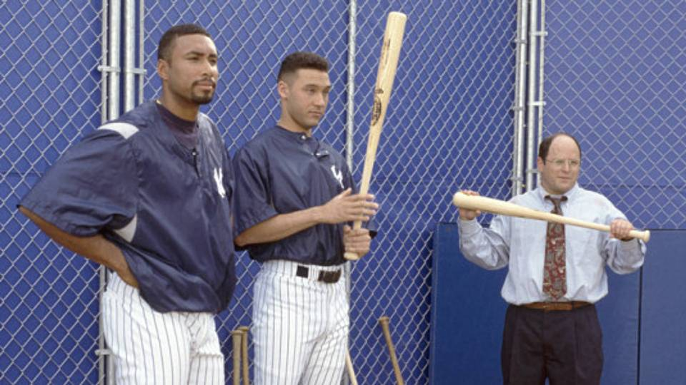 The 15 Best Baseball Moments On Seinfeld Mlb Sporting News