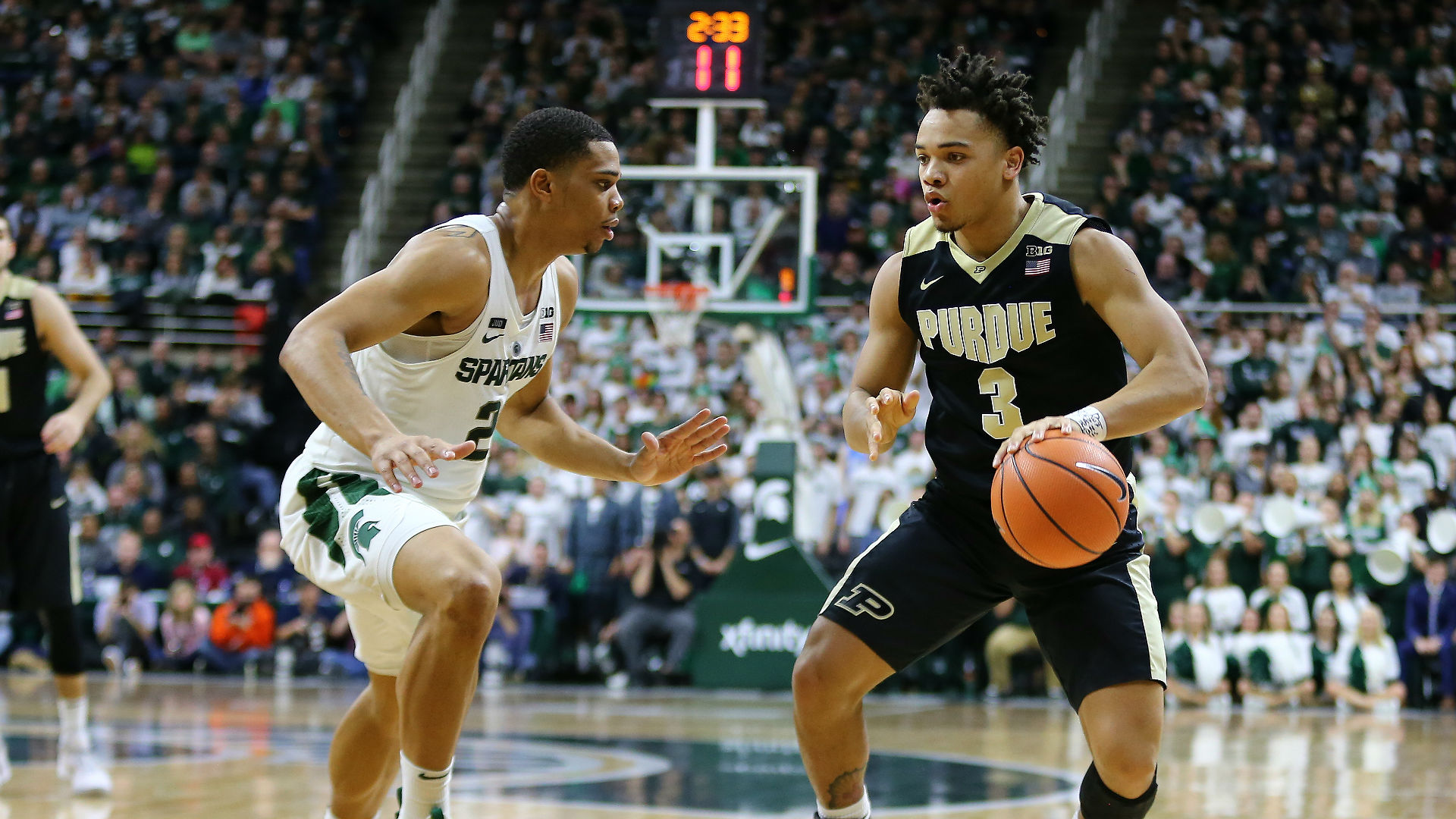 What Tom Izzo said after Michigan State's 65-60 victory over Northwestern