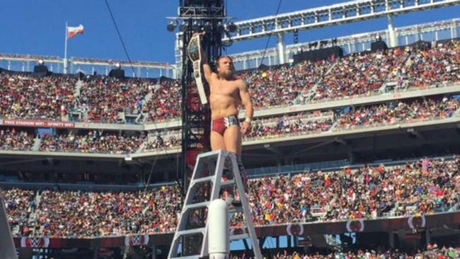 Daniel Bryan WWE Twitter FTR