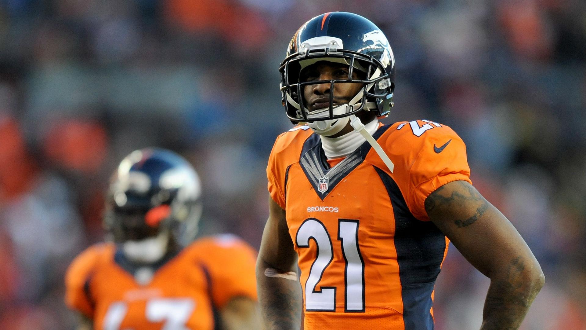 Aqib Talib hurting Broncos already poor Super Bowl repeat chances
