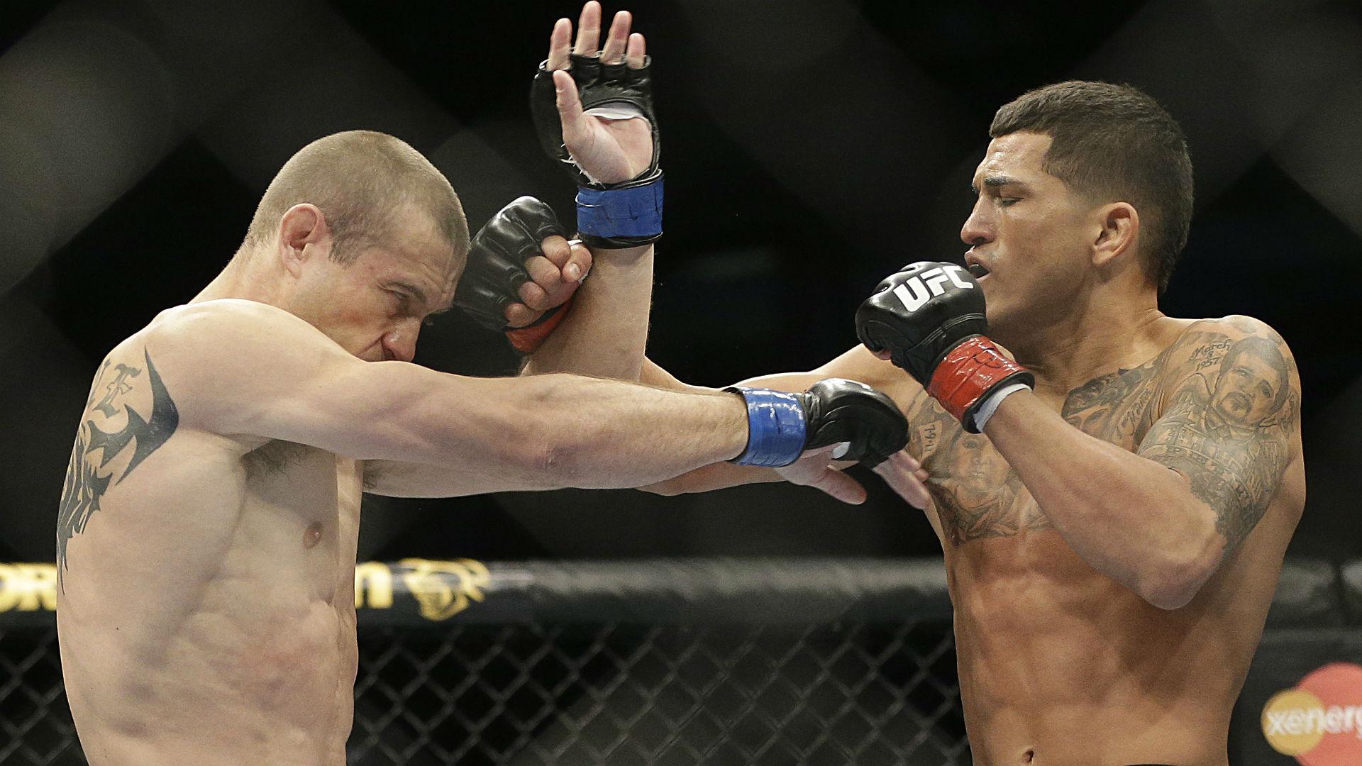 UFC 181 odds and picks – Pettis, Melendez face off on Vegas undercard