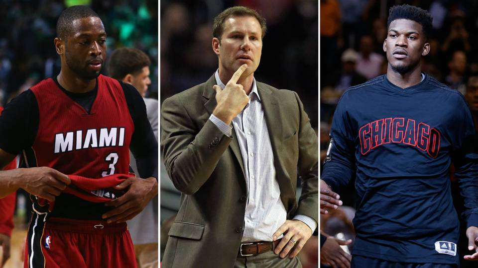 728fbb9f7199 Dwyane Wade joining the Bulls puts a ton of pressure on Fred Hoiberg ...