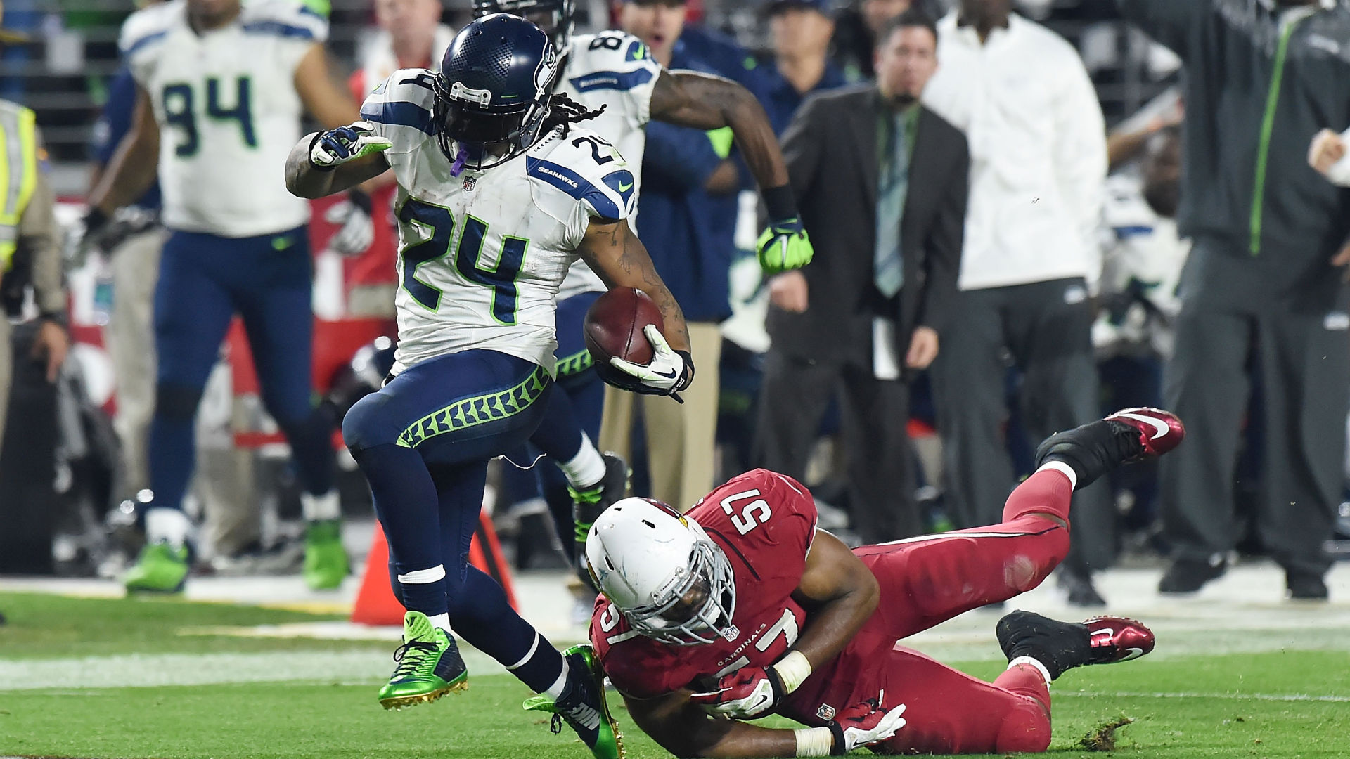 Rams vs. Seahawks betting lines and pick – Spread inflated as Seattle eyes home-field advantage