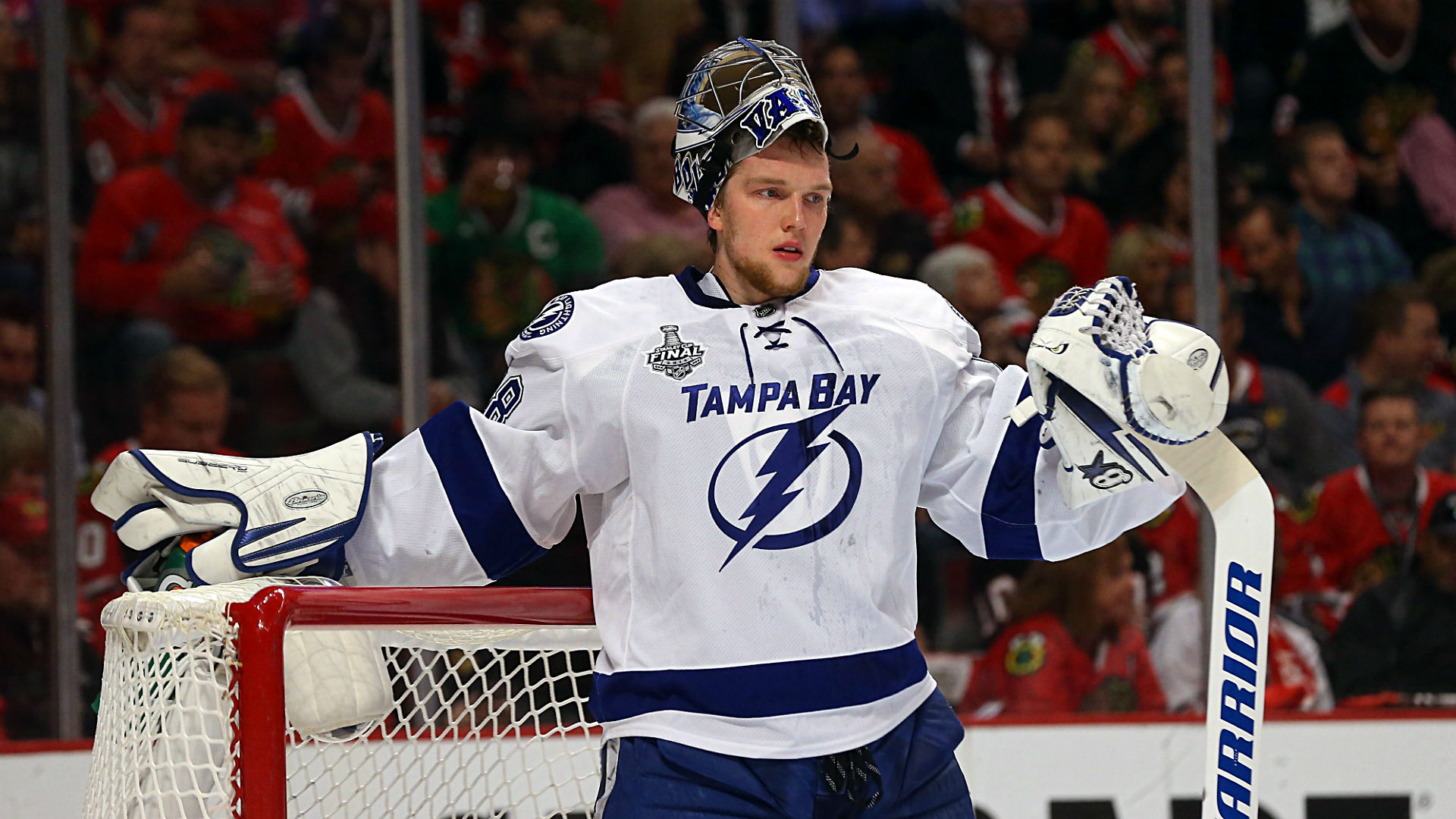 Blackhawks vs. Lightning Game 5 odds and betting analysis — Vegas books disagree on favorite