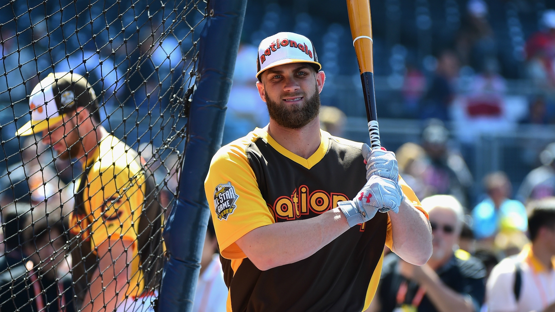 Mlb All Star Game Bryce Harper Says The Game Should Be