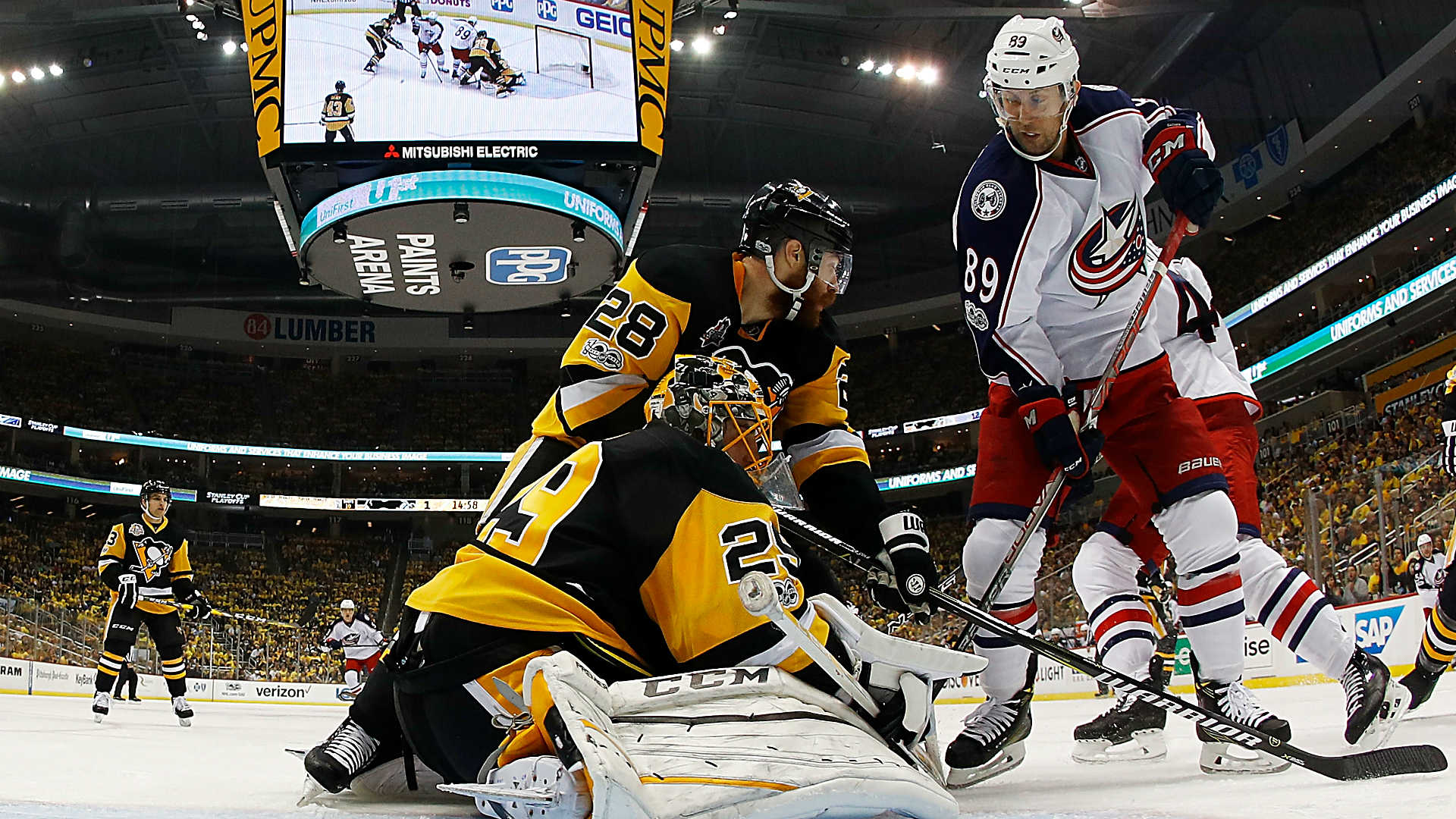 Blue Jackets say making playoffs not good enough