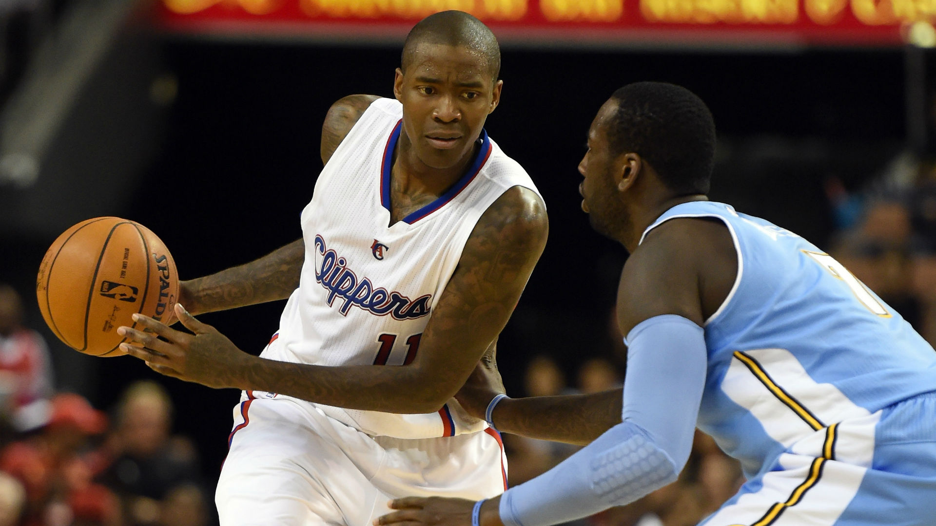 Jamal Crawford stars in new documentary J Crossover
