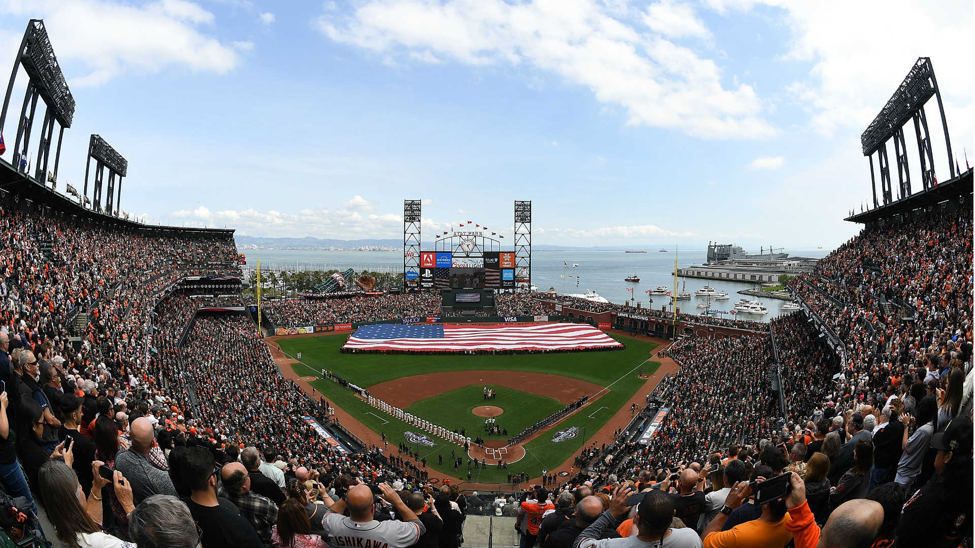 Raiders in talks to play 2019 season at Giants' Oracle Park