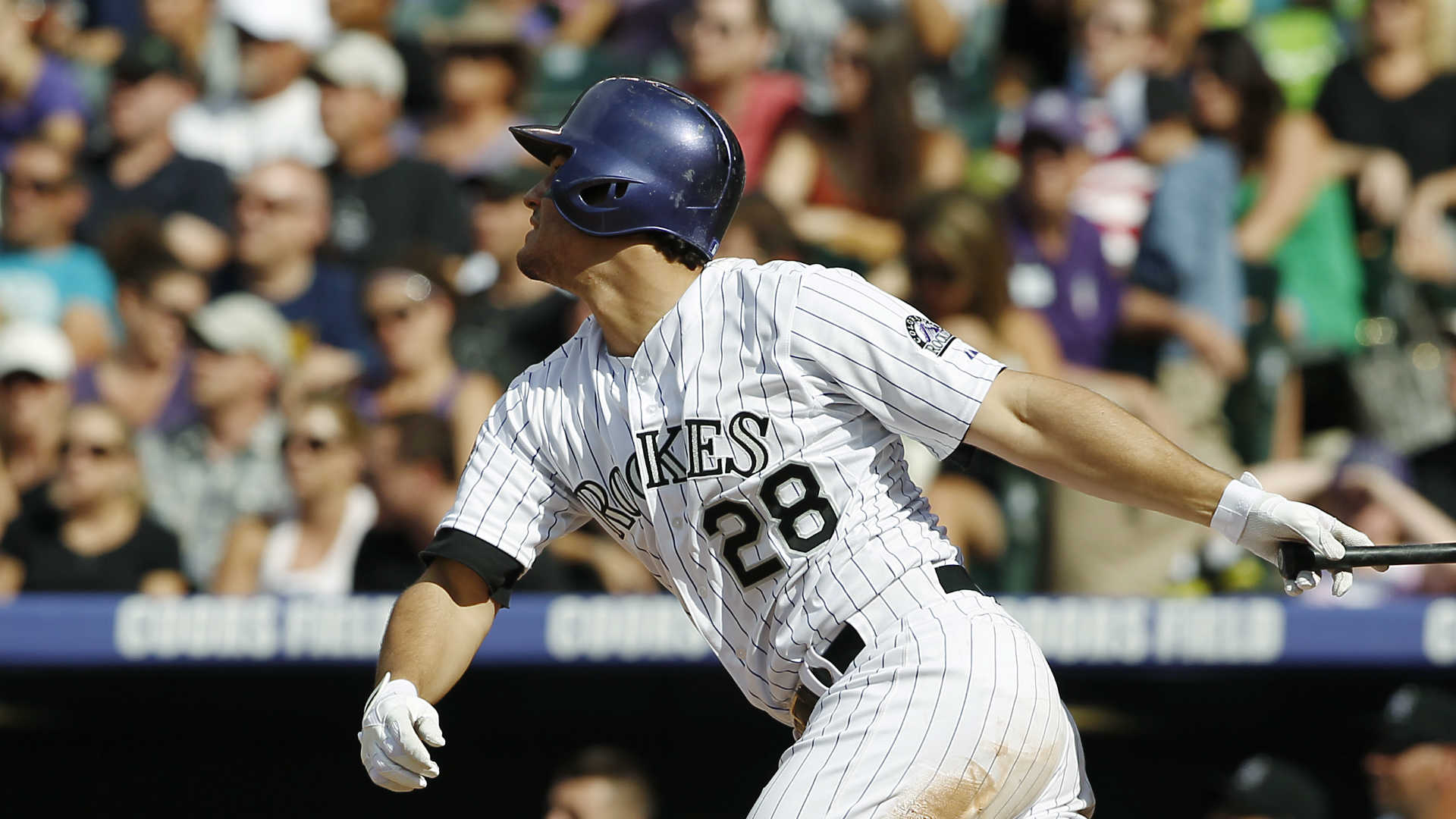 Fantasy baseball sleepers: Breakout brewing at Colorado's Coors Field