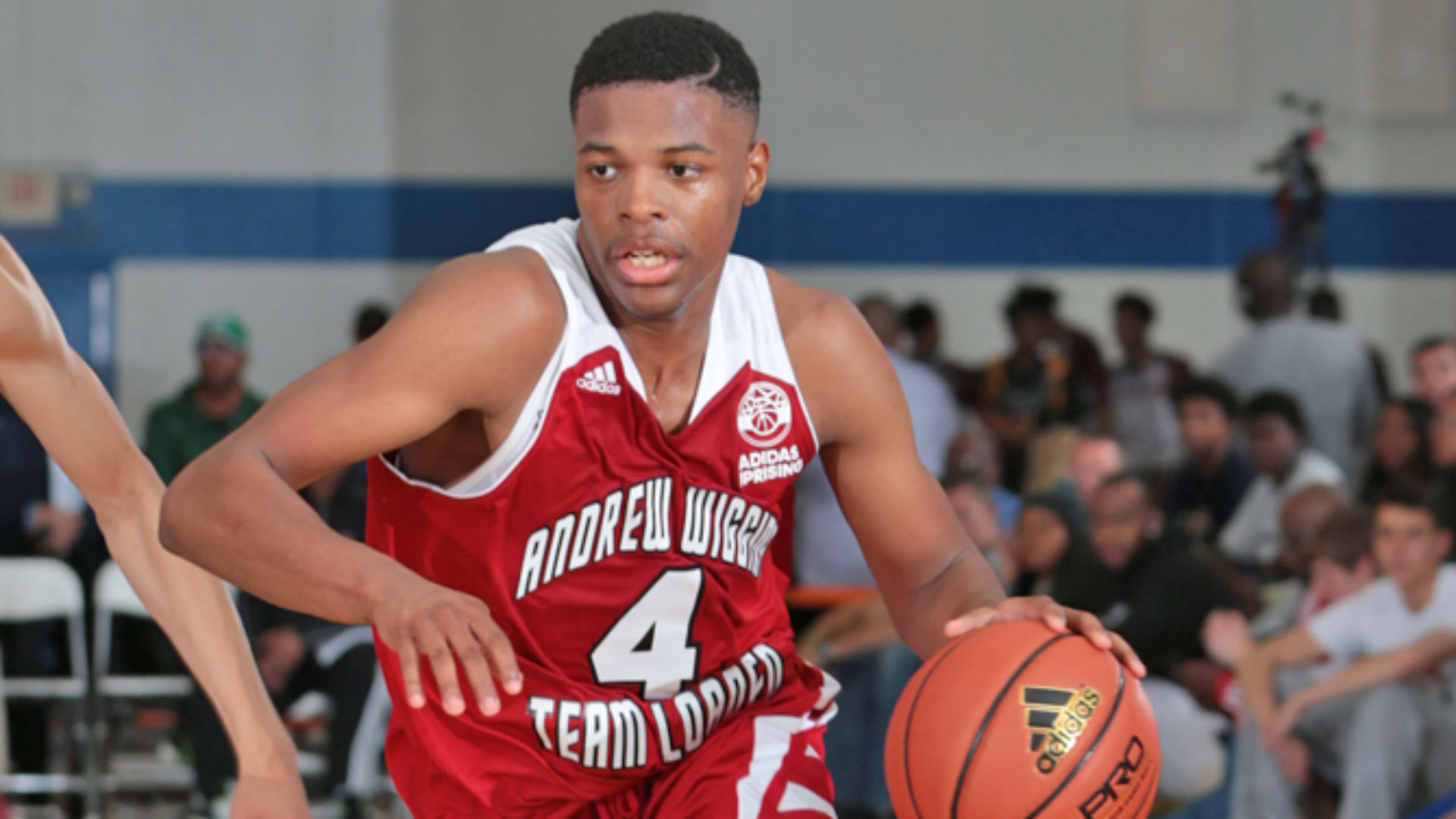 Elite 2016 recruit Dennis Smith Jr. sparkles at Adidas Uprising Gauntlet