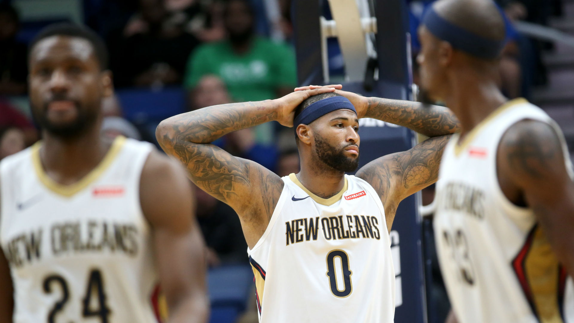 DeMarcus Cousins-to-Warriors uproar ignores reality of what signing gives Golden State
