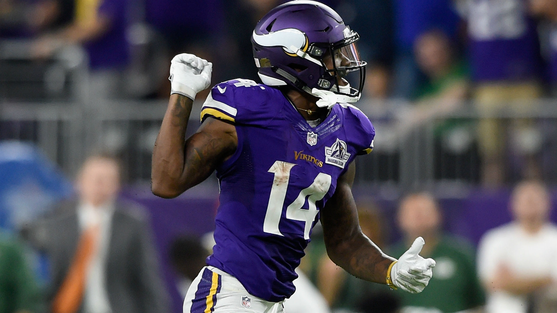Week 11 Fantasy Busts Thomas Rawls Stefon Diggs among this