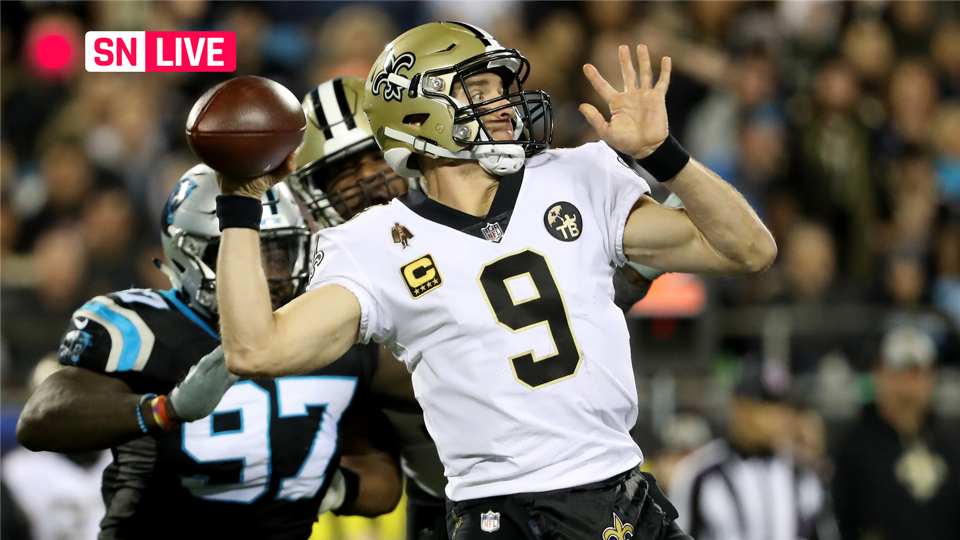 Saints Vs Panthers Results Score Highlights From New Orleans Low