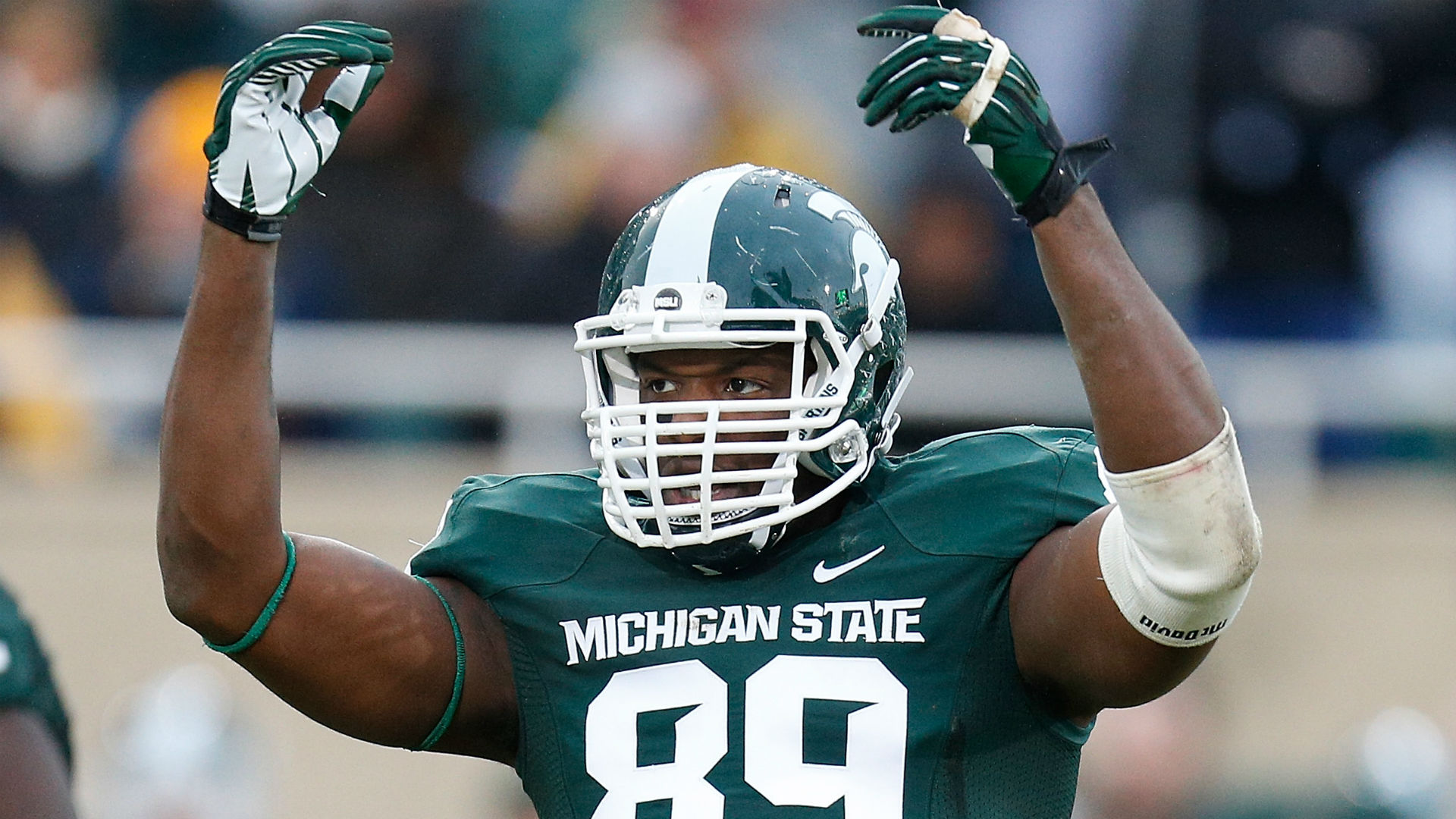 Before becoming a star, Shilique Calhoun had to be humbled