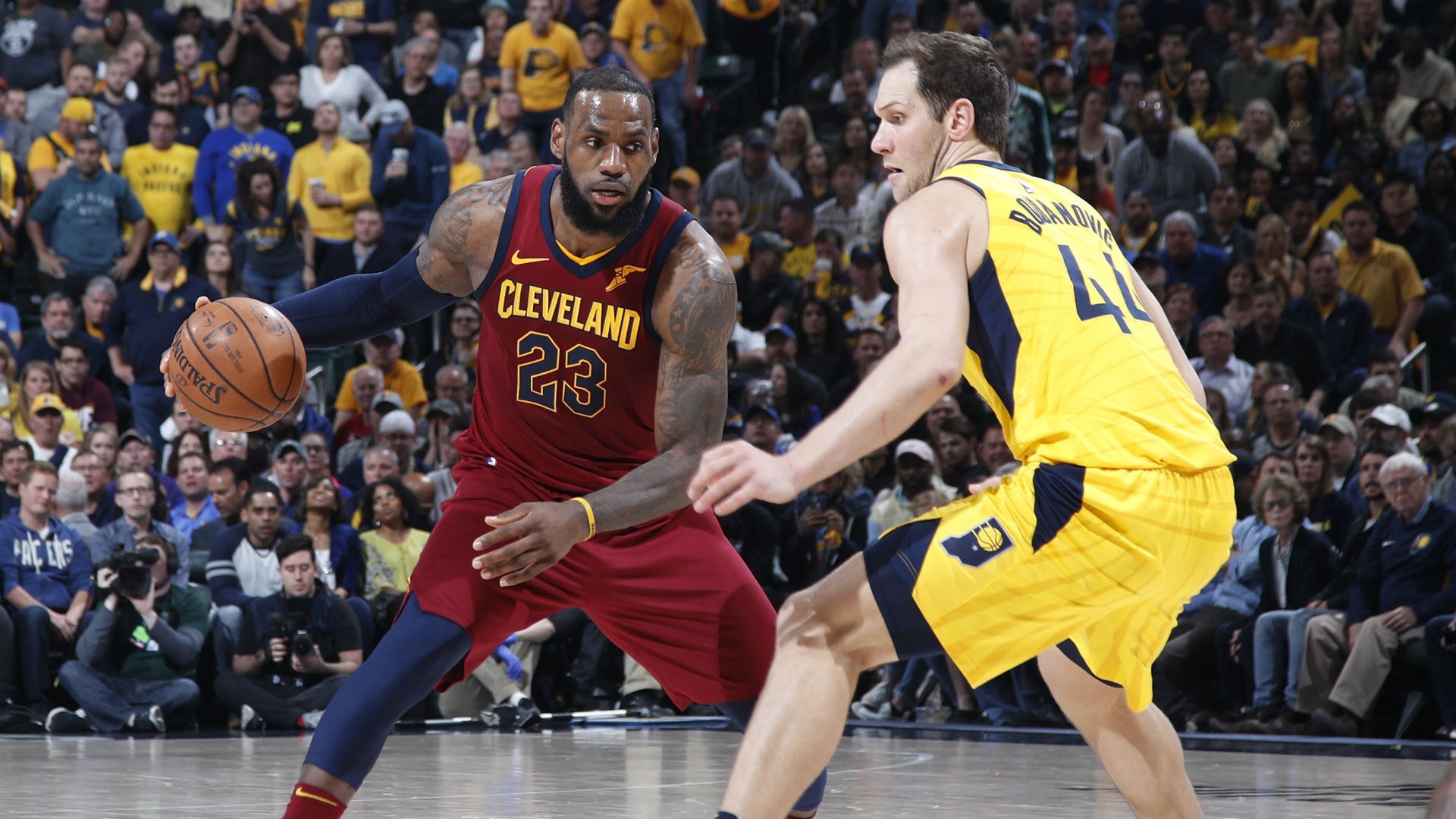 NBA playoffs 2018: Three takeaways from Cavs' gutsy Game 4 win over Pacers - NBA - Sporting News