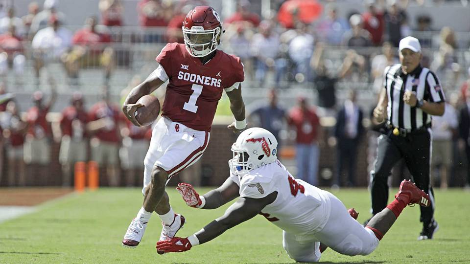 Kyler Murray-090618-GETTY-FTR