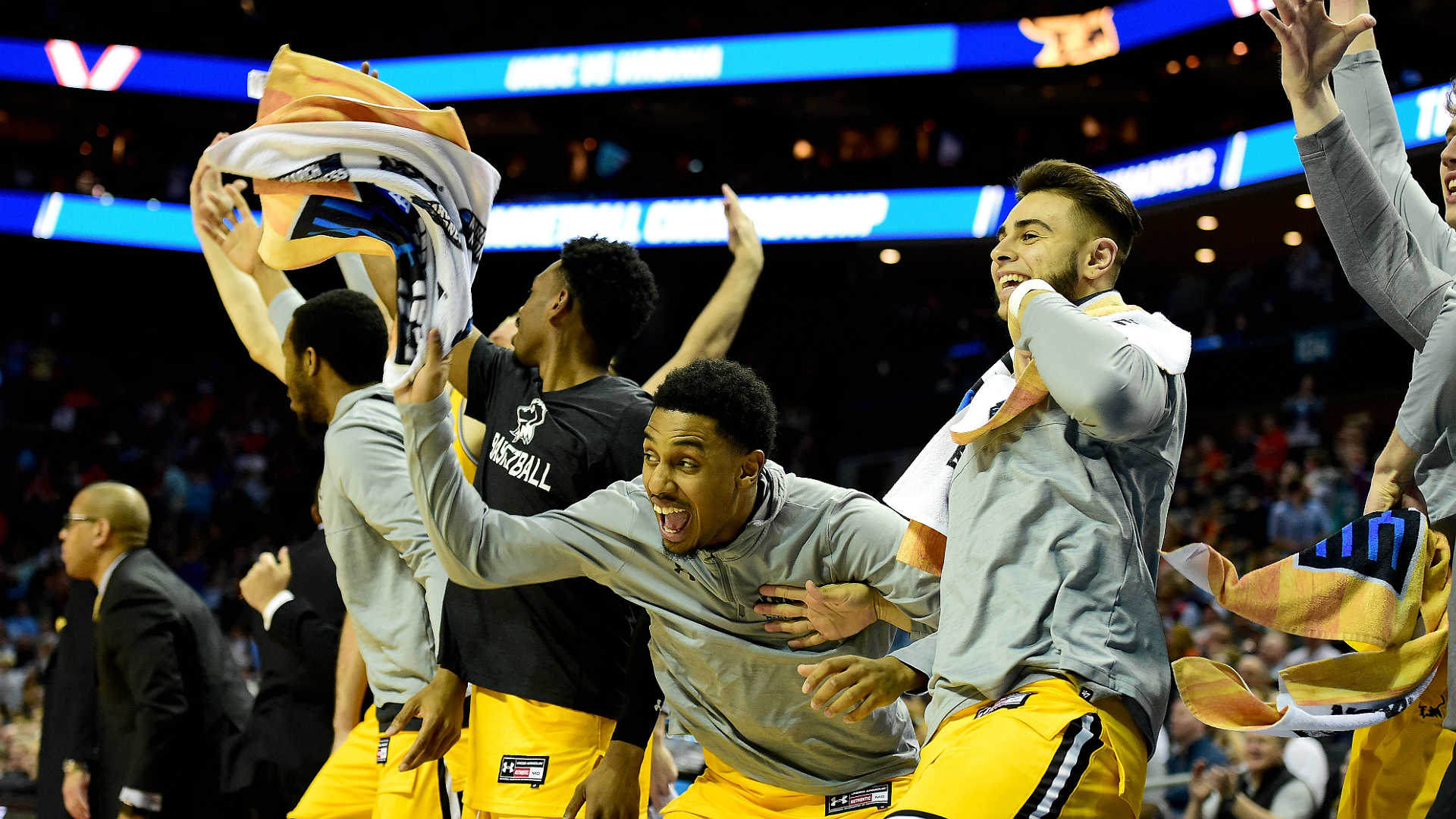 UMBC's magic runs out with heads held high