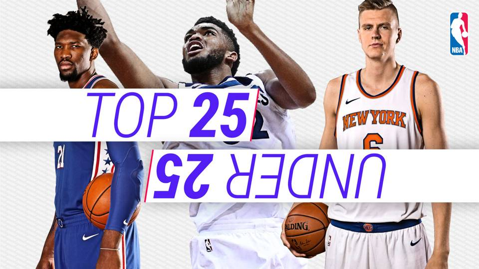 Sporting News  Top 25 under 25  Ranking rising stars ready to take over NBA 52f83a79d