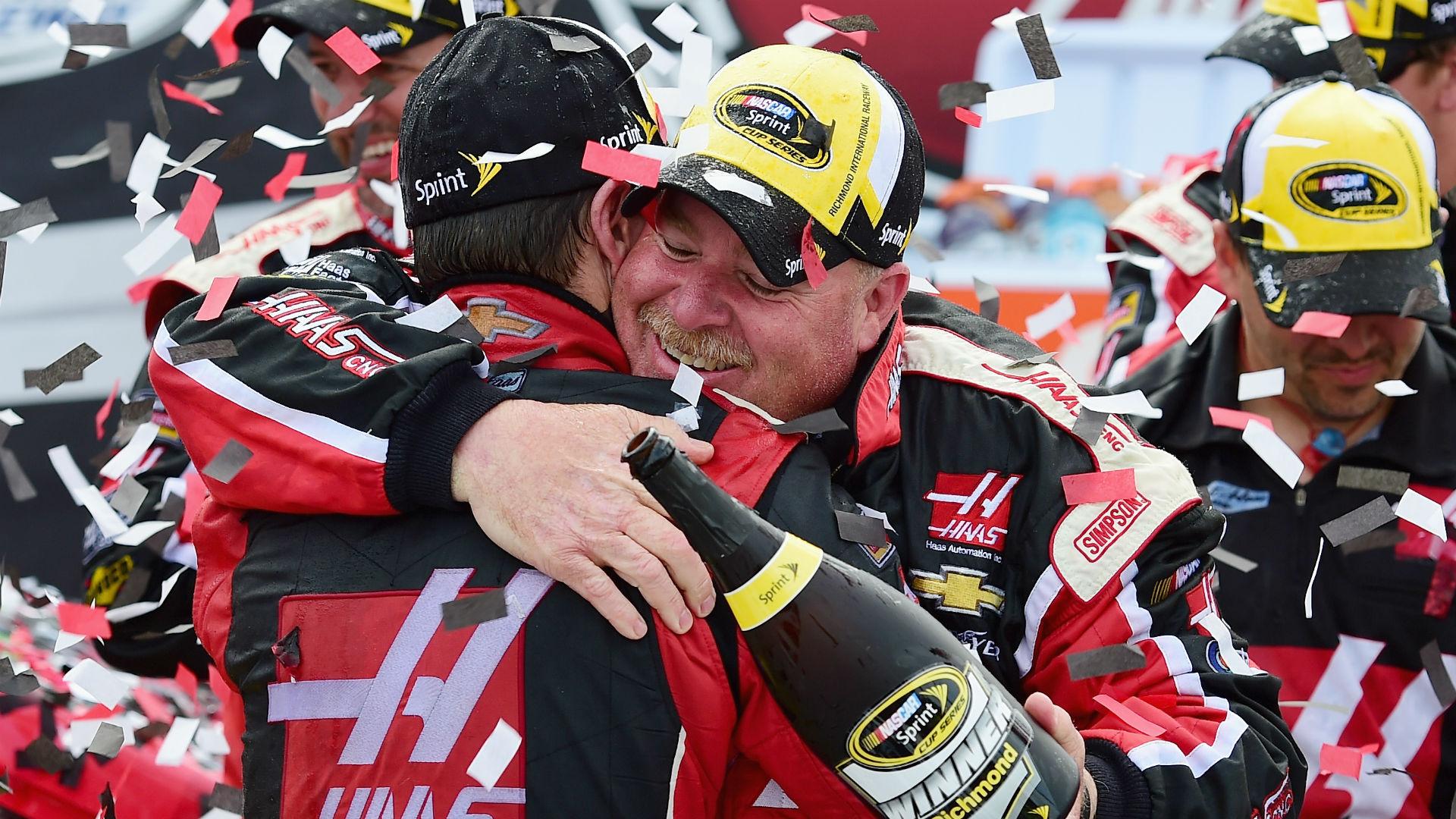 Kurt Busch reaping rewards of hard work, patience, teamwork following Richmond win