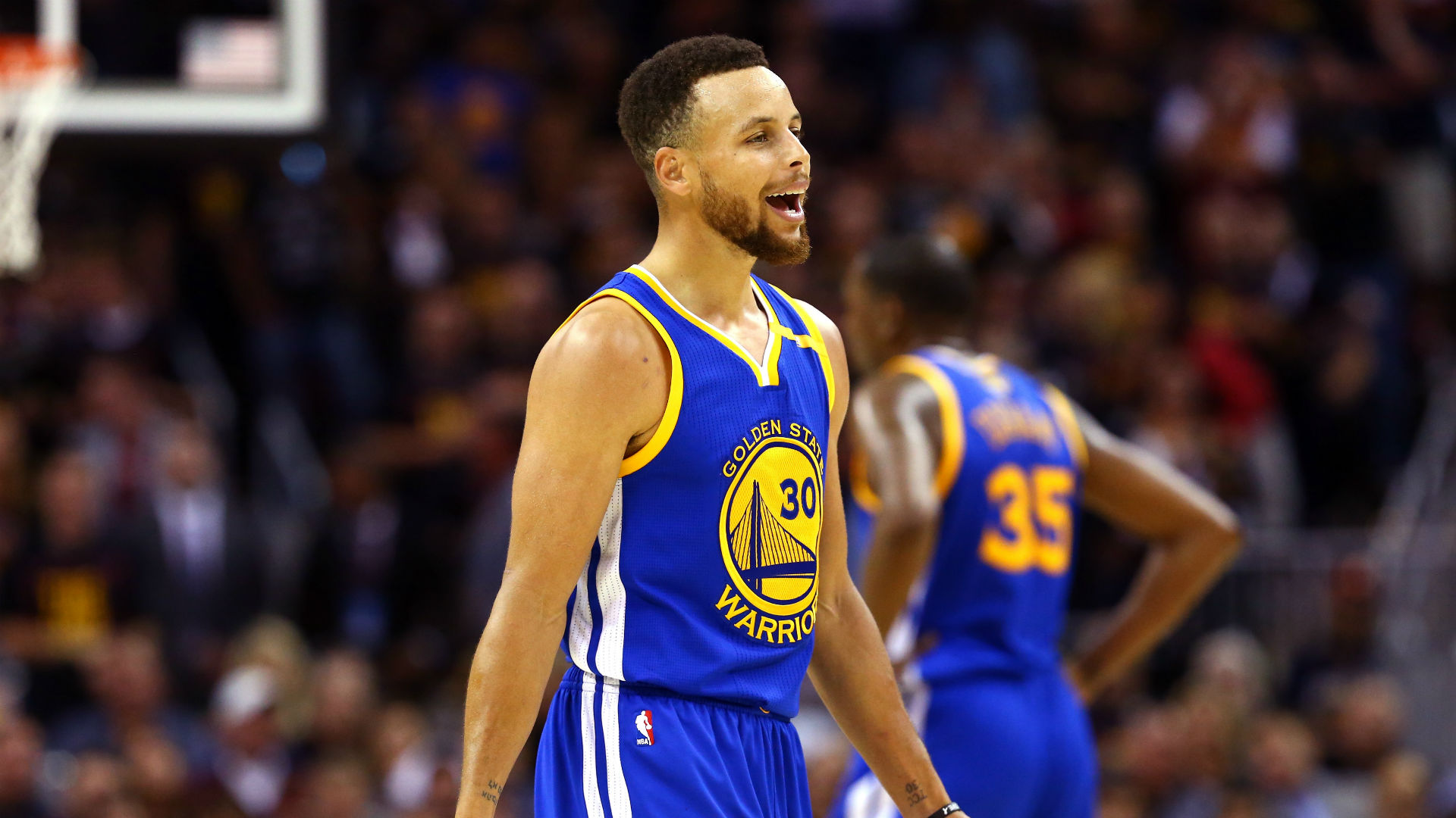 Sports Illustrated Cover Slammed by Warriors' Steph Curry: 'It's Terrible'