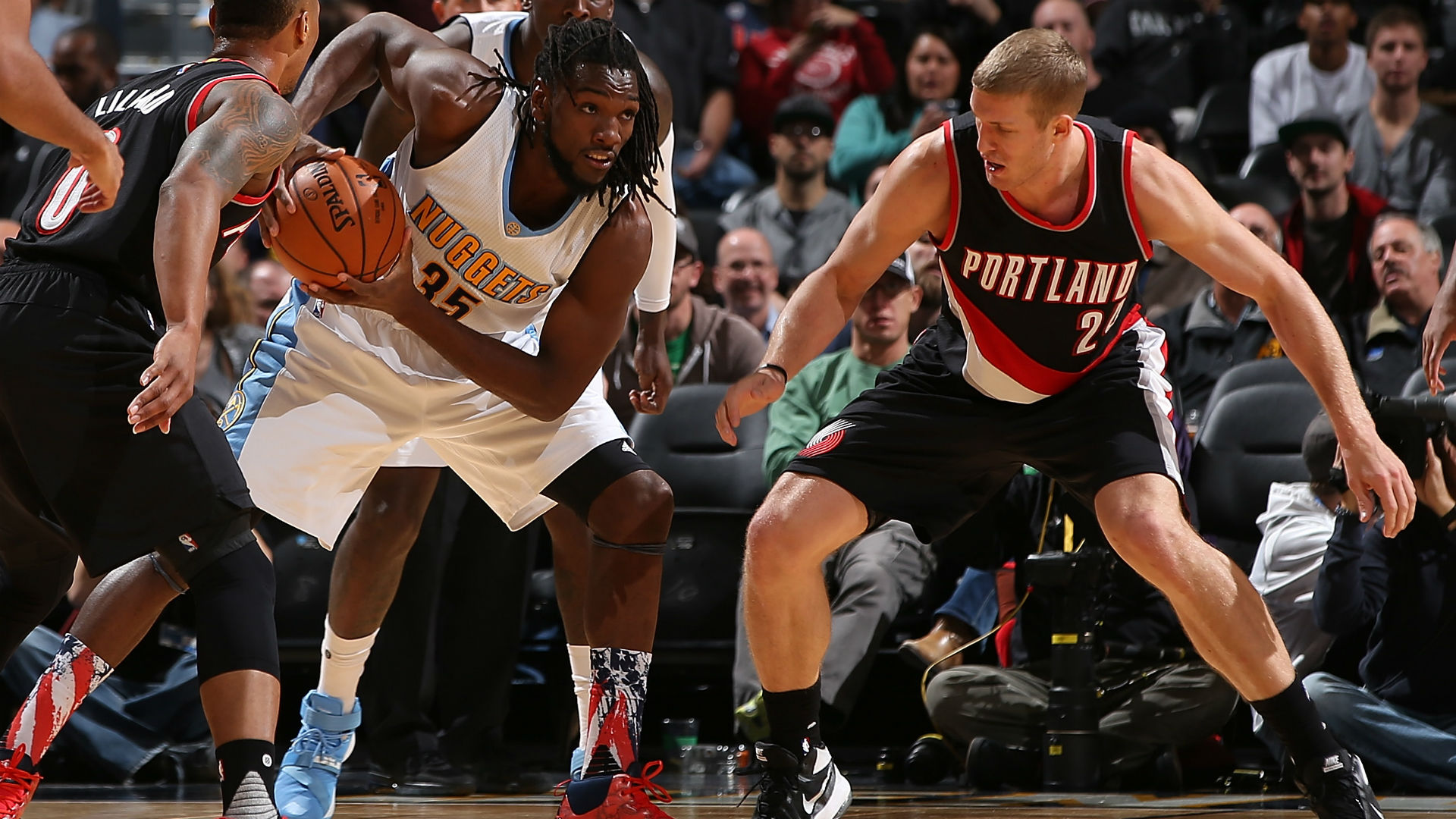 NBA trade rumors: Who wins in Nuggets-Trail Blazers center swap?