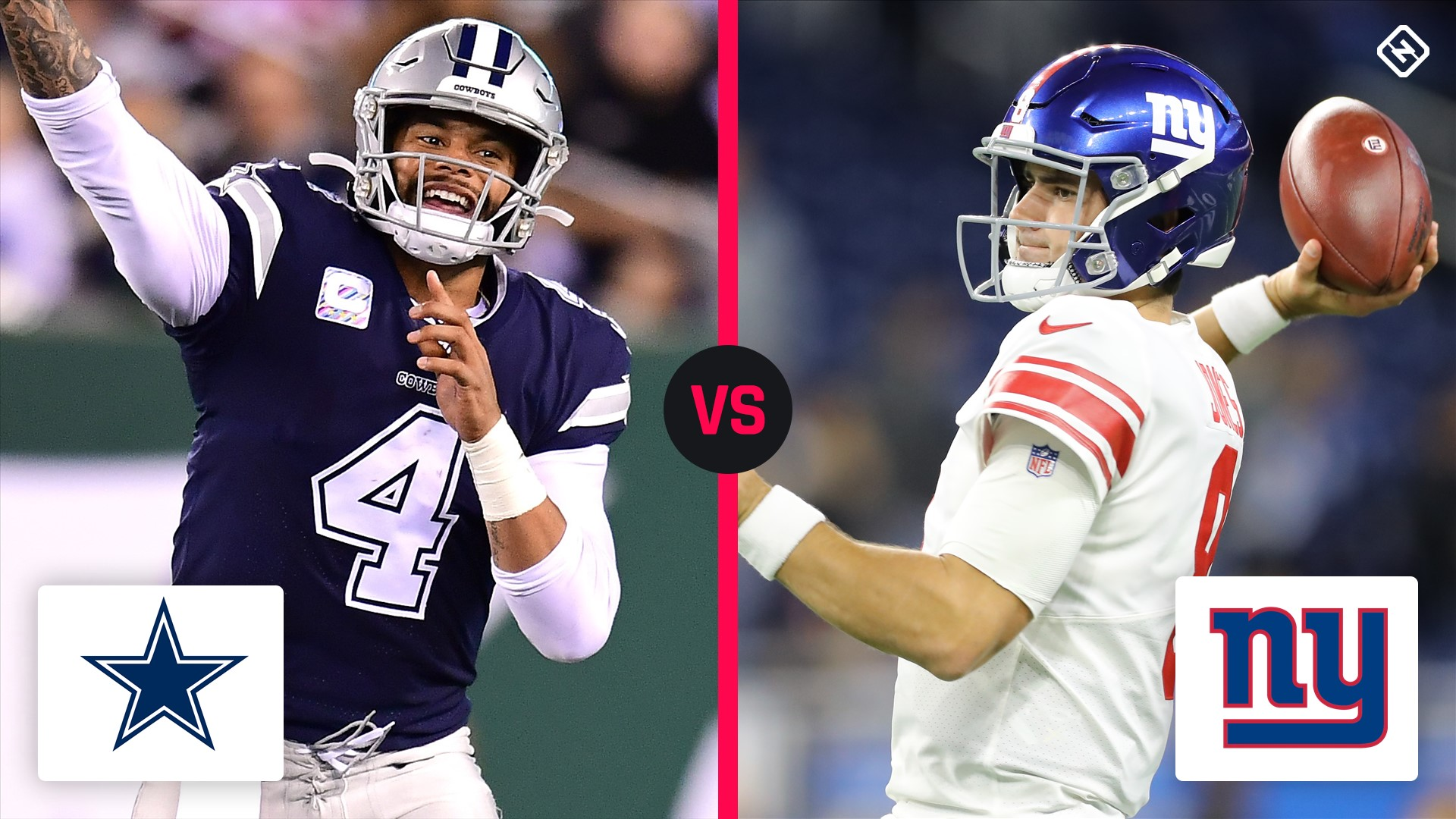 Cowboys vs. Giants: Live score, updates, highlights from 'Monday Night Football'