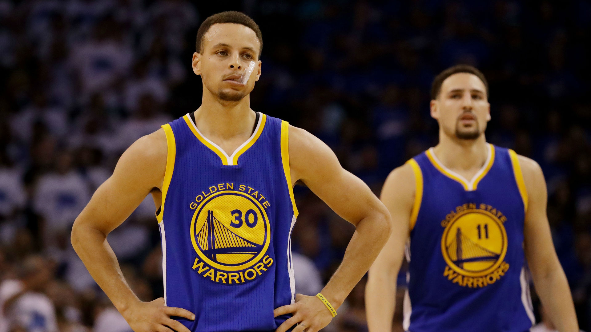 Thunder Give Warriors Toughest Challenge Yet But There S