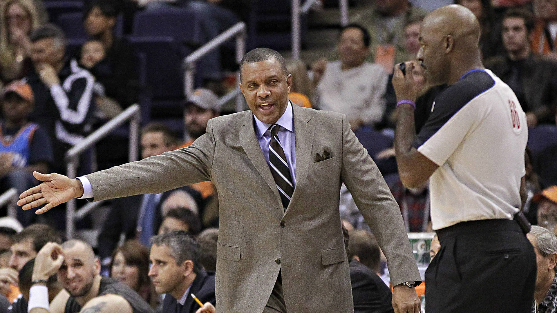Pelicans interview Alvin Gentry, again, as talks heat up
