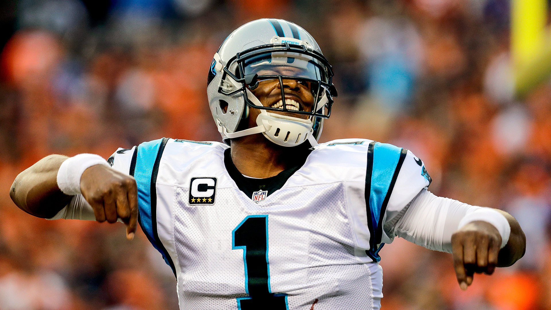 Cam Newton featured in Under Armour ad ahead of National Football League kickoff