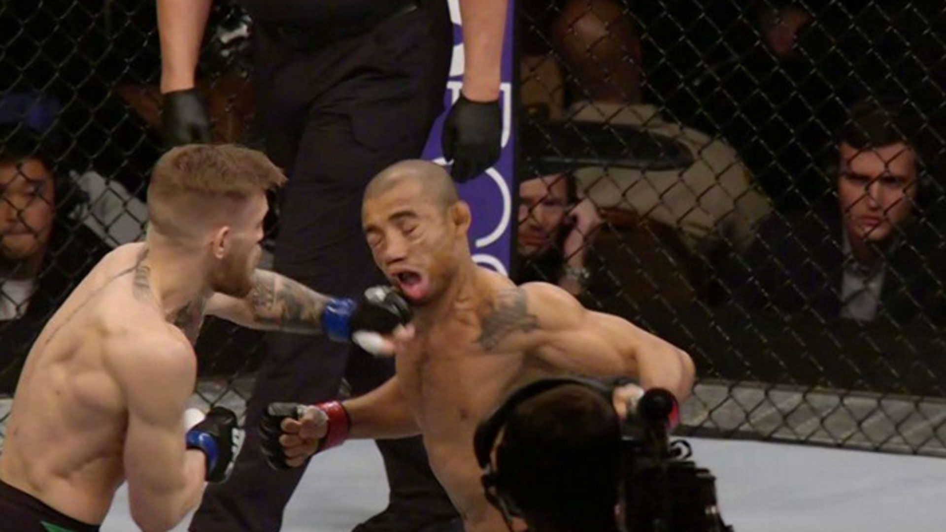 conor mcgregor ko