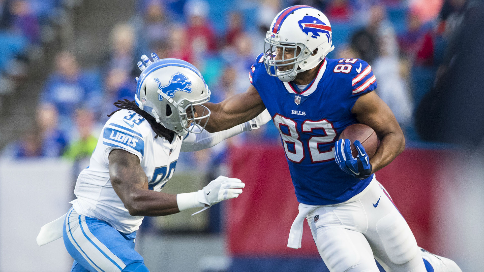 Logan Thomas thankful for support of Bills' organization, teammates