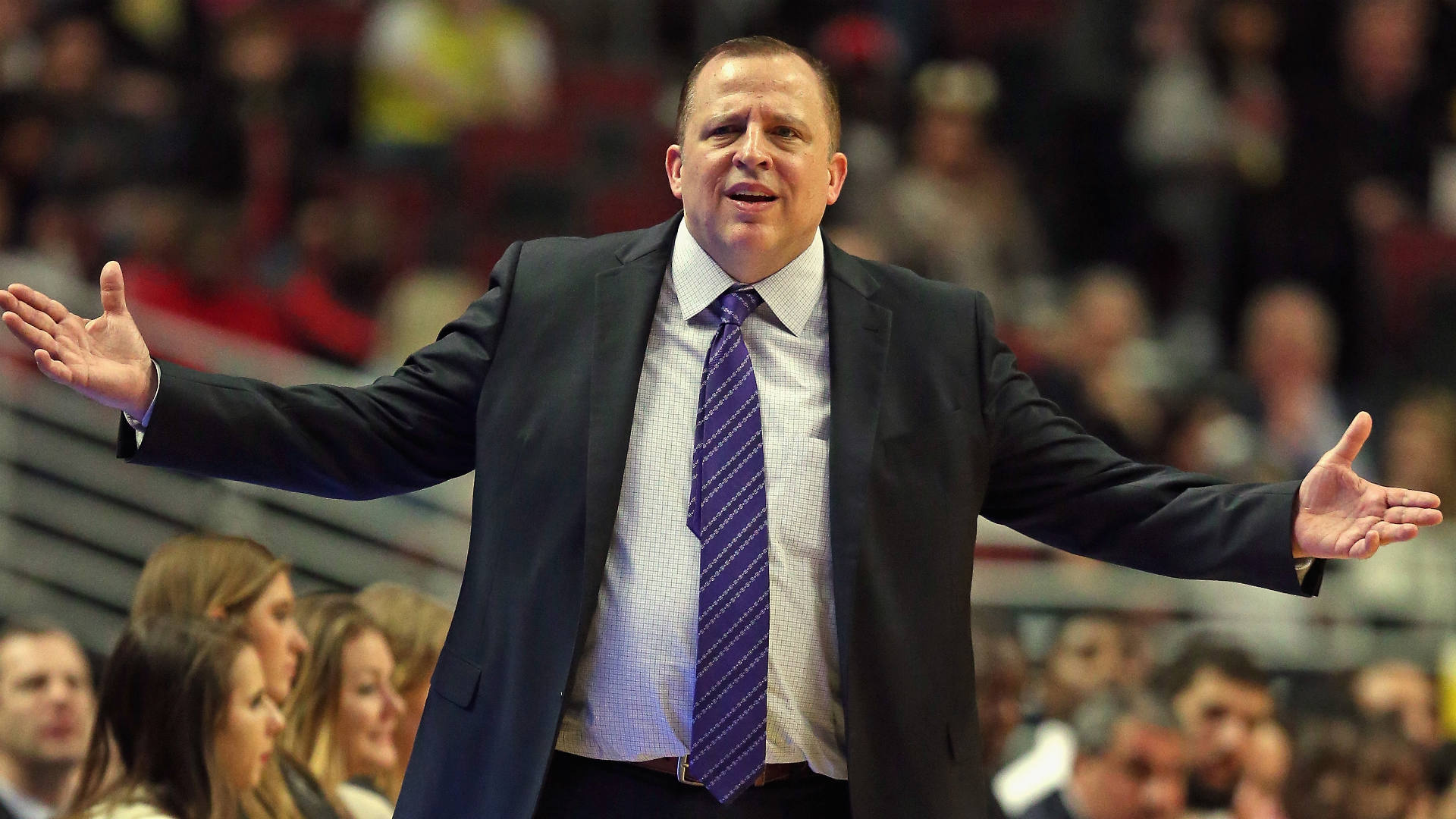 Chicago fires Tom Thibodeau after five seasons