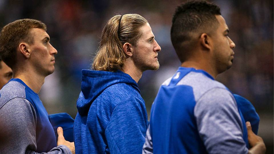 Josh Hader hears cheers from Brewers fans day after latest apology for offensive tweets