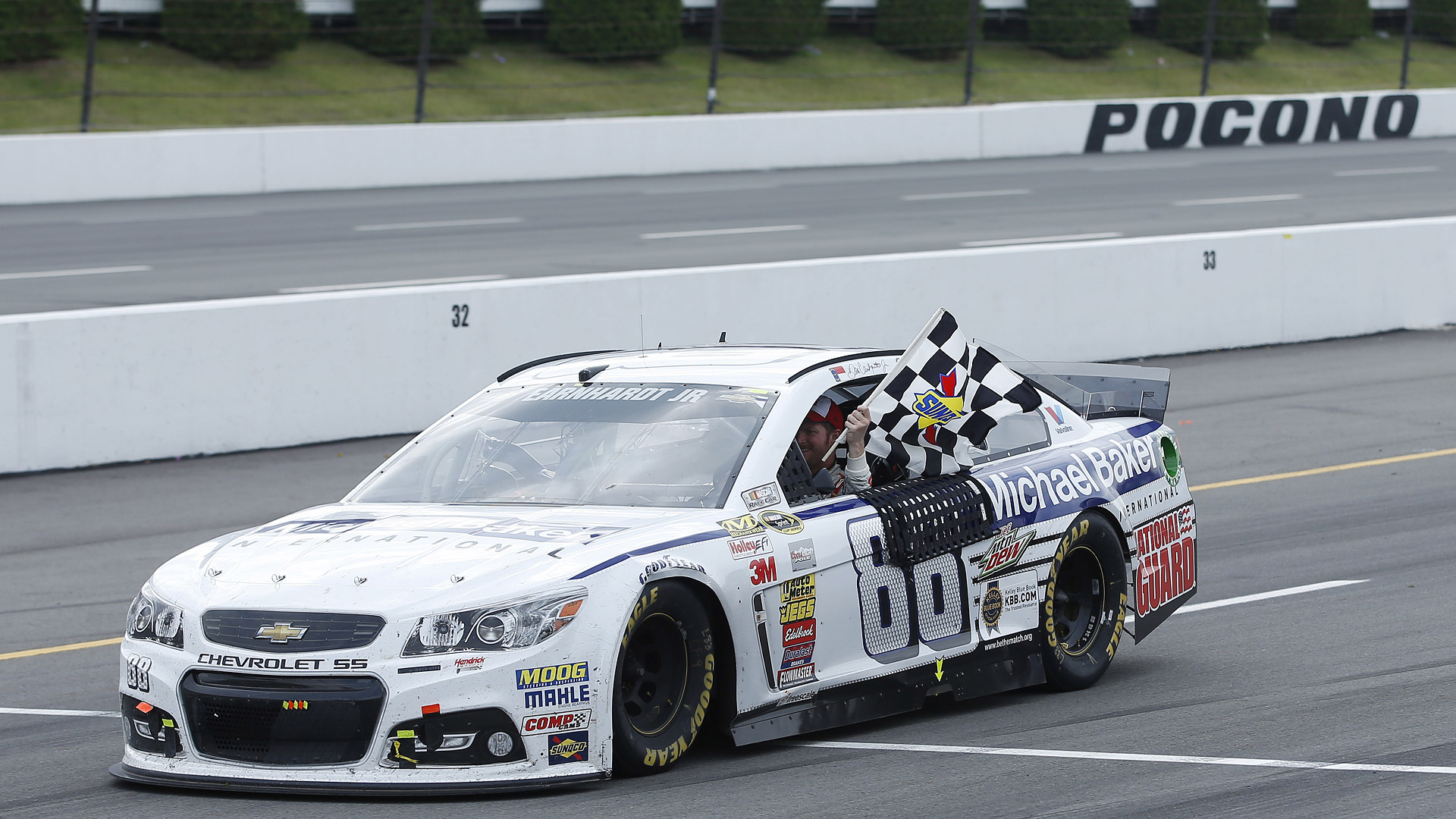 NASCAR at Pocono qualifying: Time, TV channel, online streaming