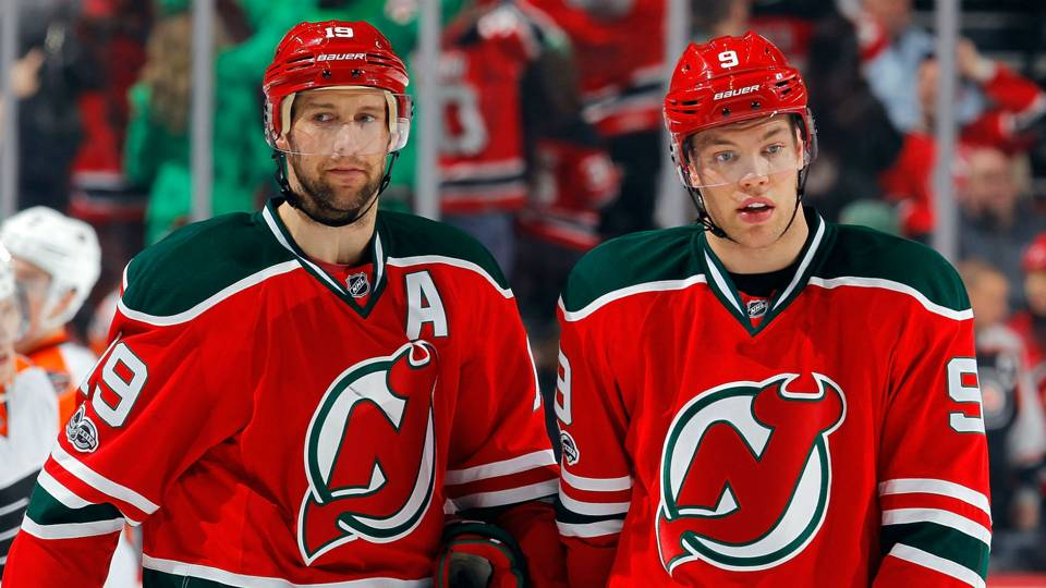 f01dbf8dd Travis Zajac surgery an early setback for Devils