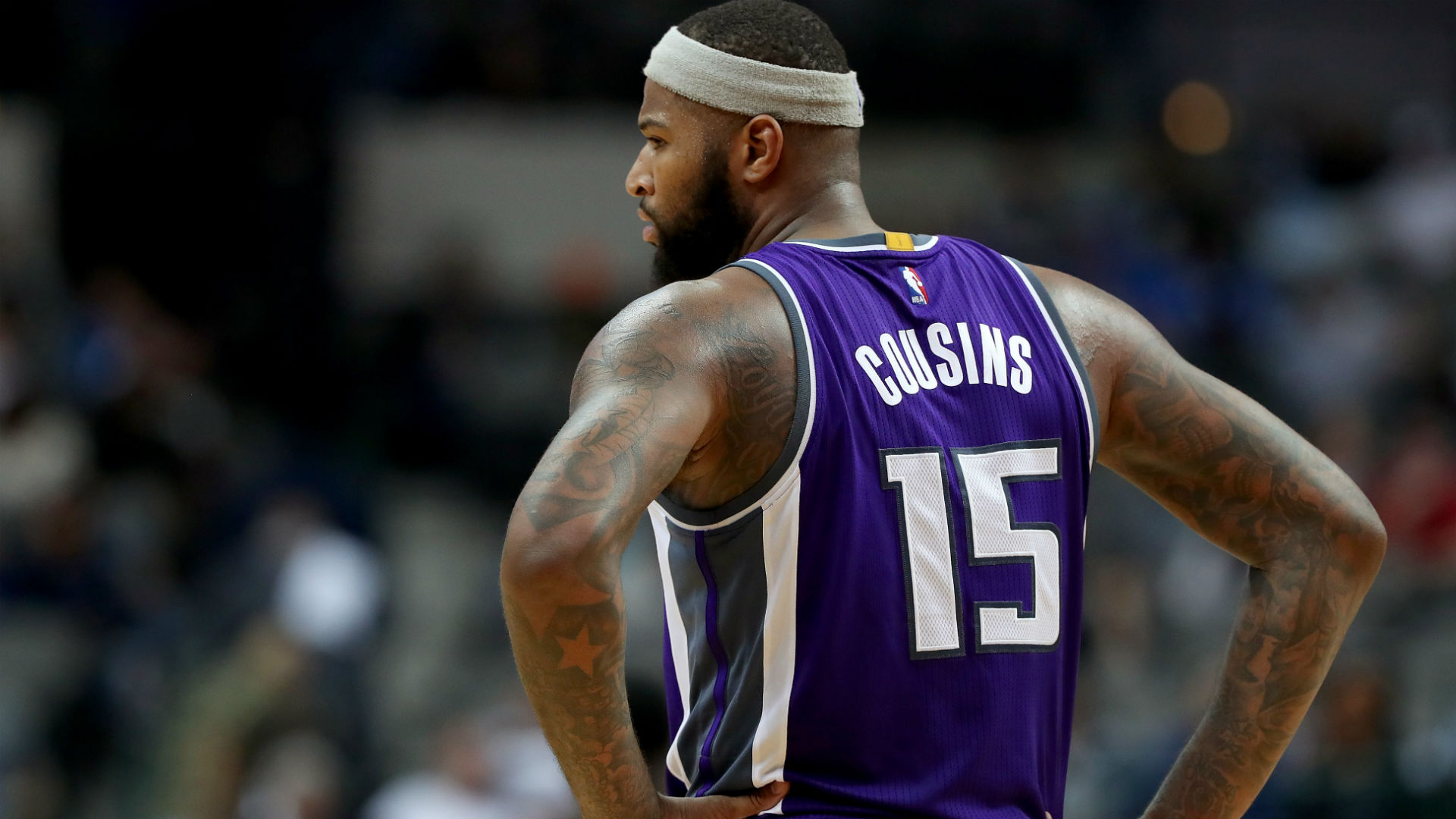 DeMarcus Cousins facing 1-game ban after getting 16th tech of season