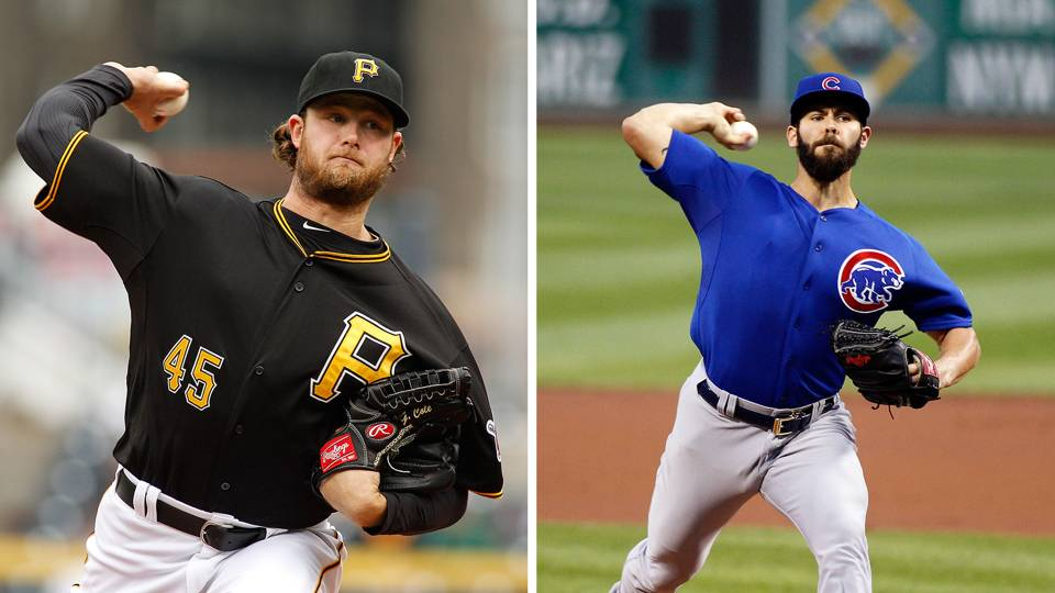 nl wild card game 2015 tv schedule for cubspirates mlb