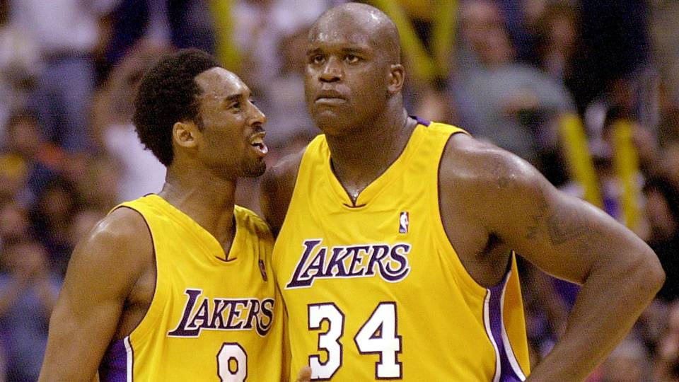 The 5 best moments from Kobe and Shaq s TNT interview · NBA 6d6ef7e341cc