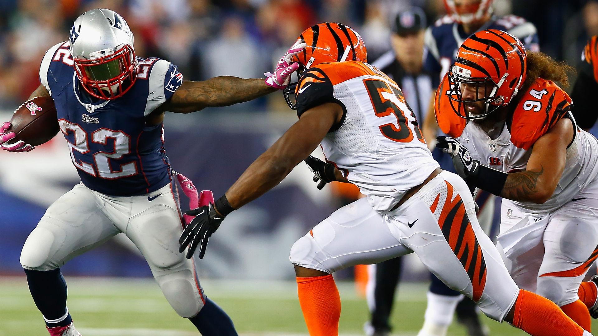 NFL Scores Week 5: Patriots Rout Bengals, 49ers Get By
