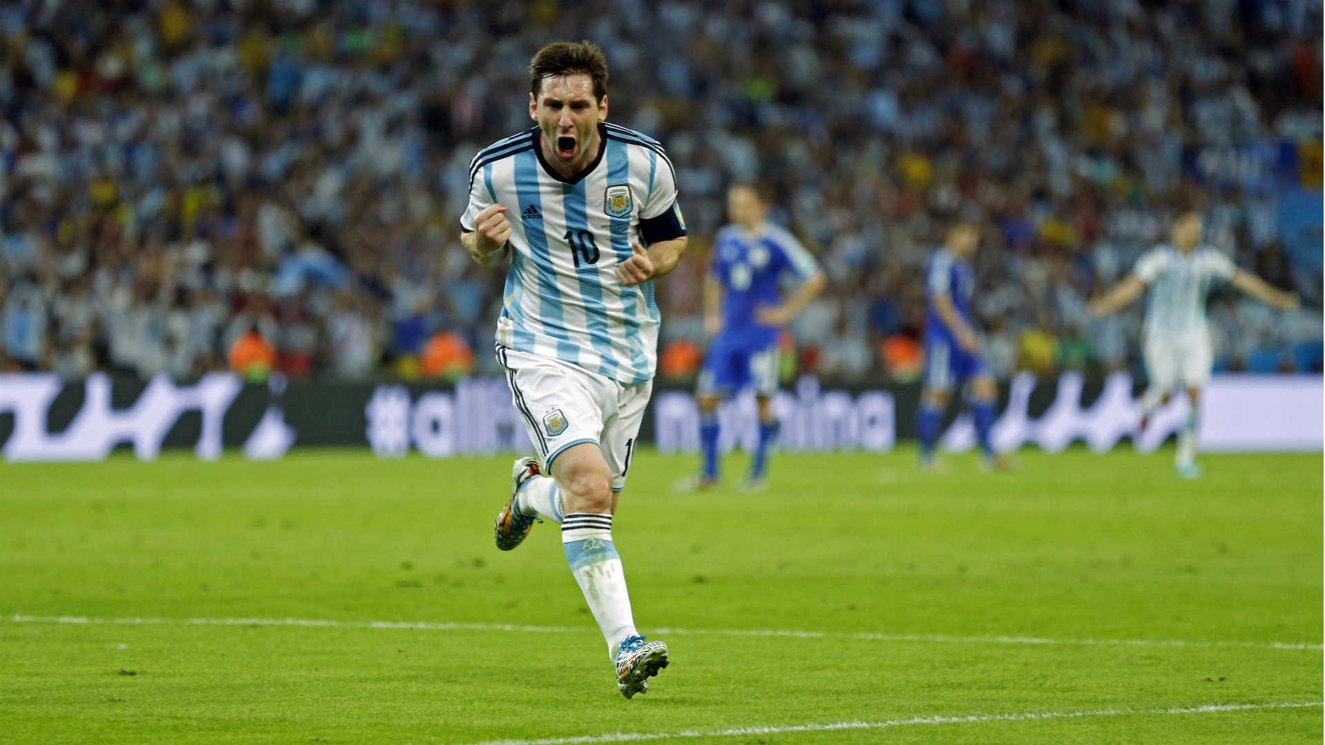 World Cup 2014 Lionel Messi Gets His Groove Back
