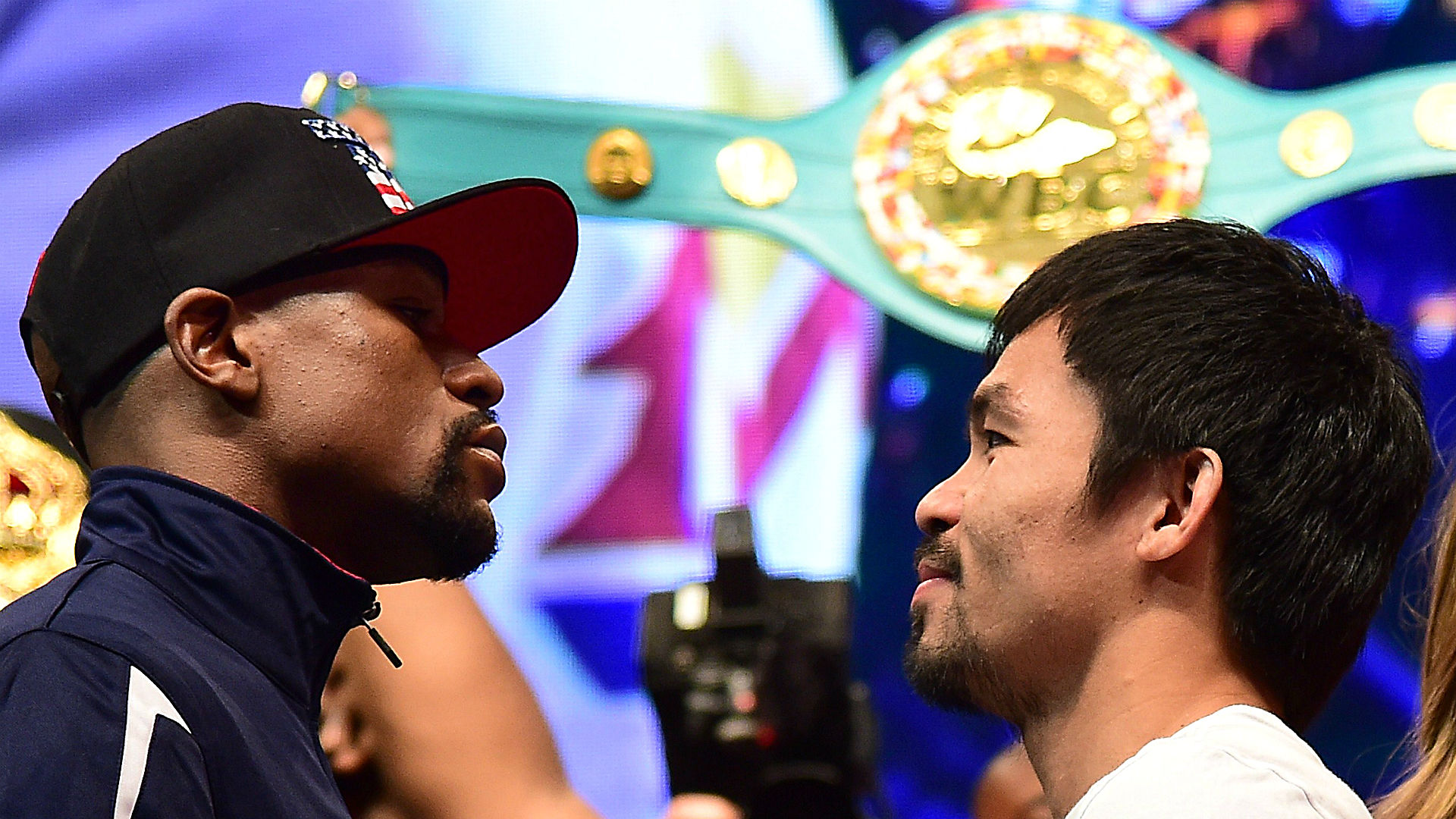 Mayweather vs. Pacquiao odds update – Late money pours in on Floyd