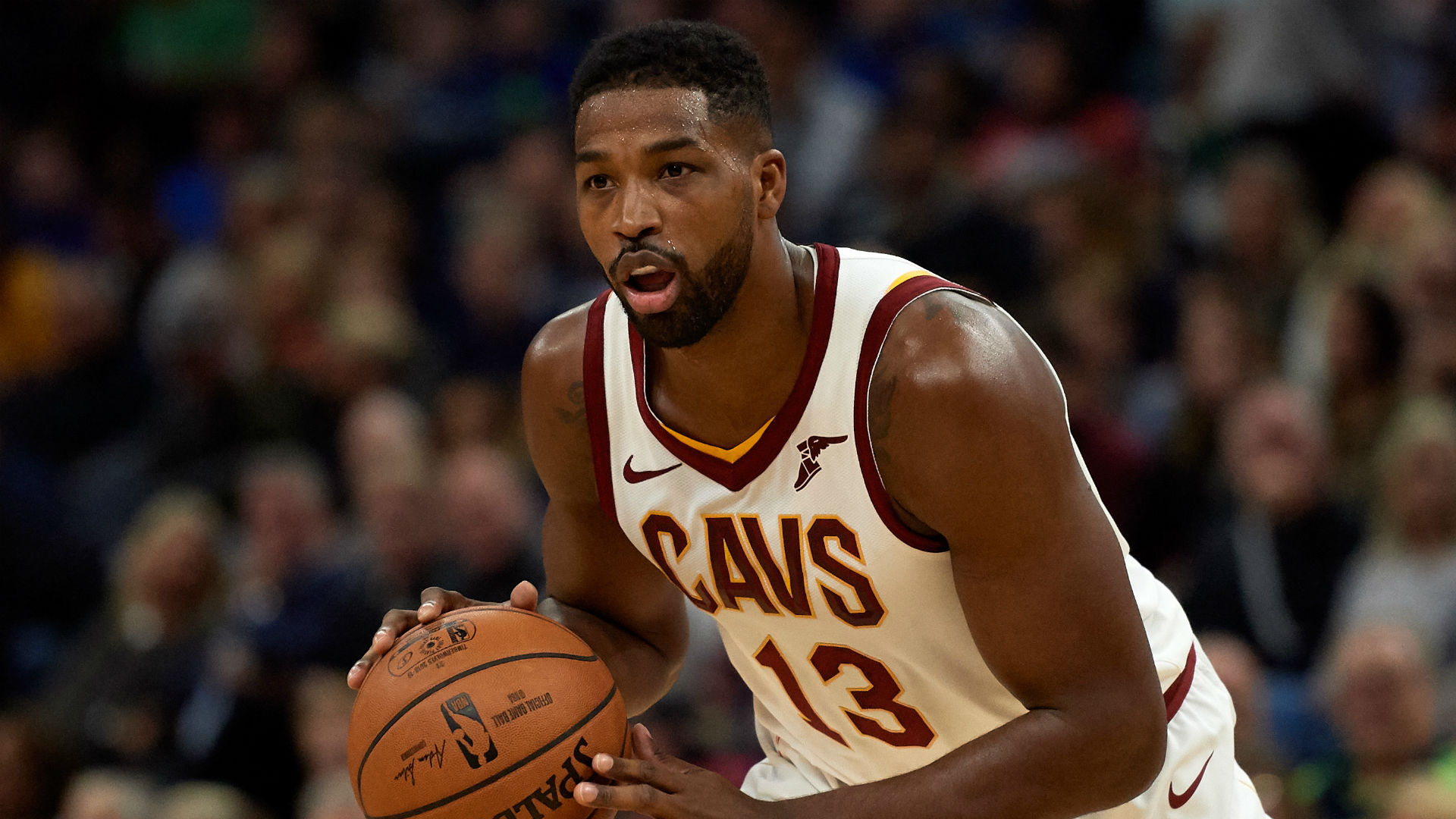 Cavs' Tristan Thompson is probably going to get fined for ...