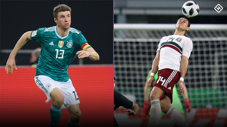 World Cup 2018: Germany vs. Mexico schedule, how to watch live