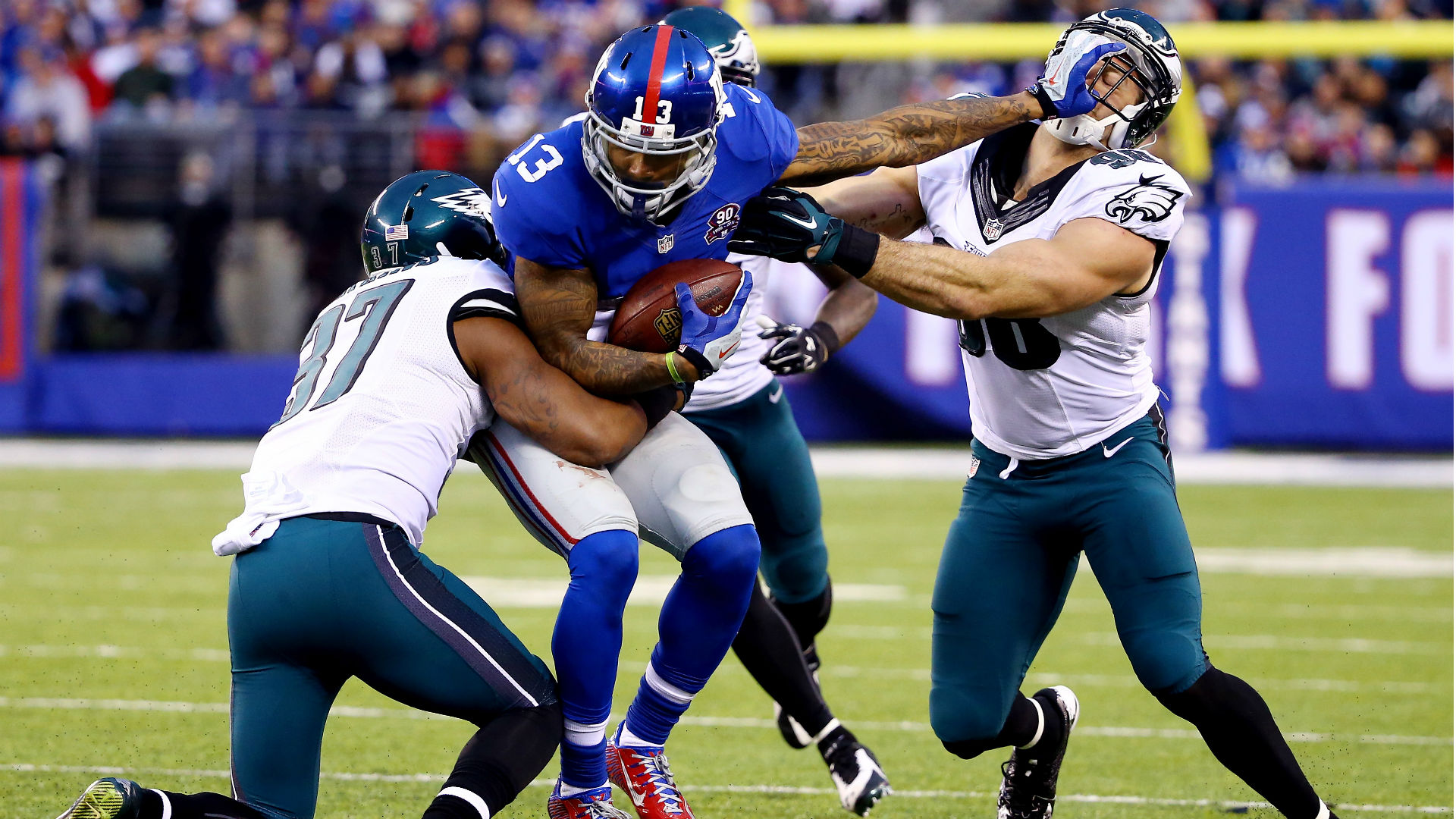 NFC East offseason betting snapshot - Giants projected to reverse course
