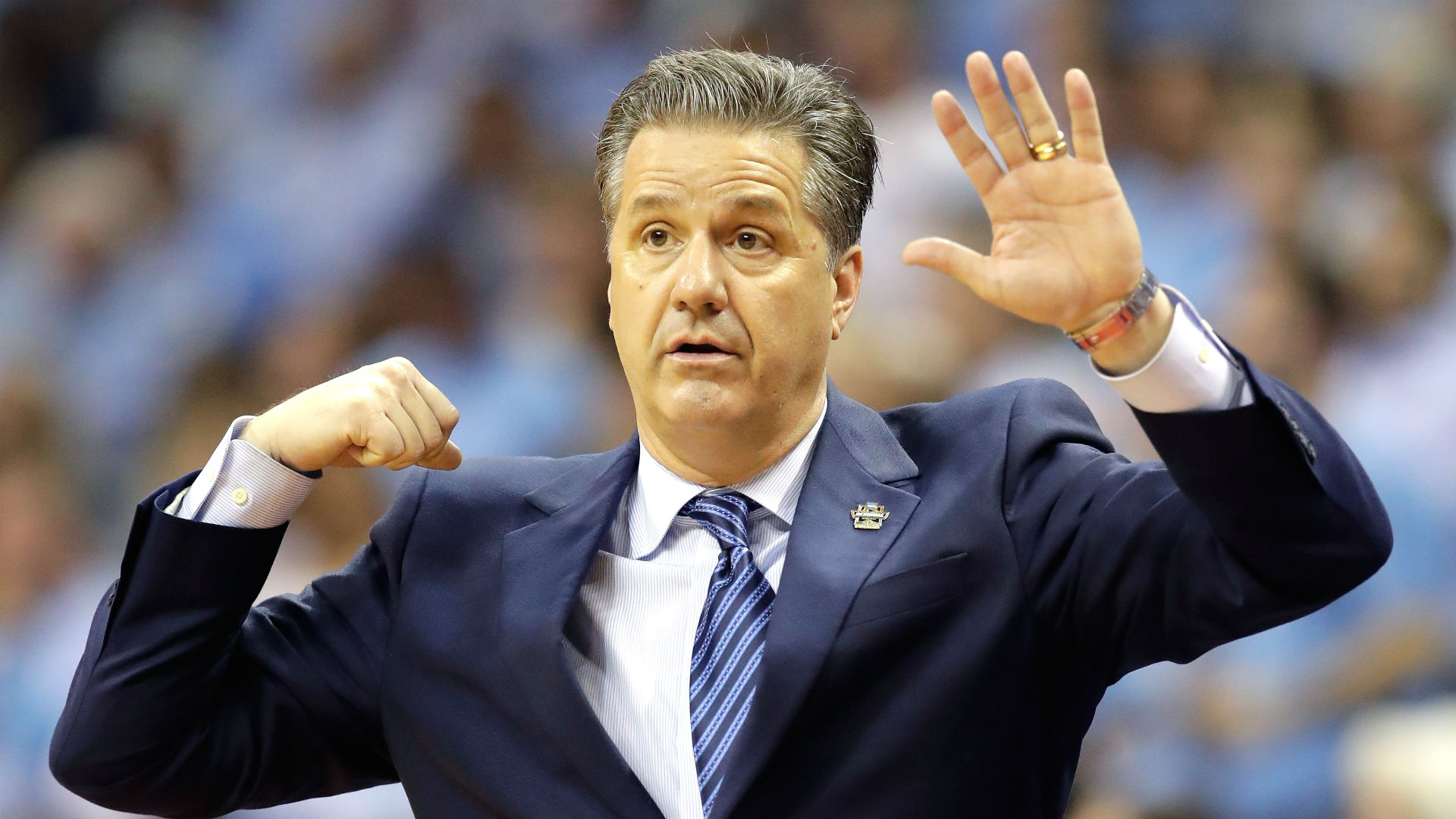 Coach Cal's Team USA Squad takes on Canada in semifinals